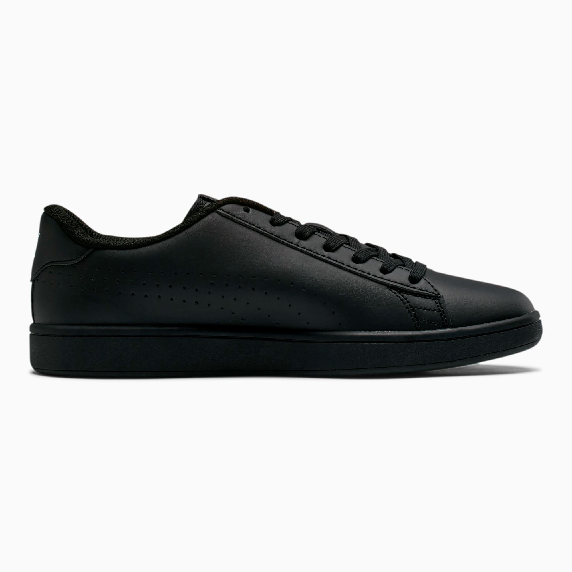 puma smash v2 leather perf sneakers