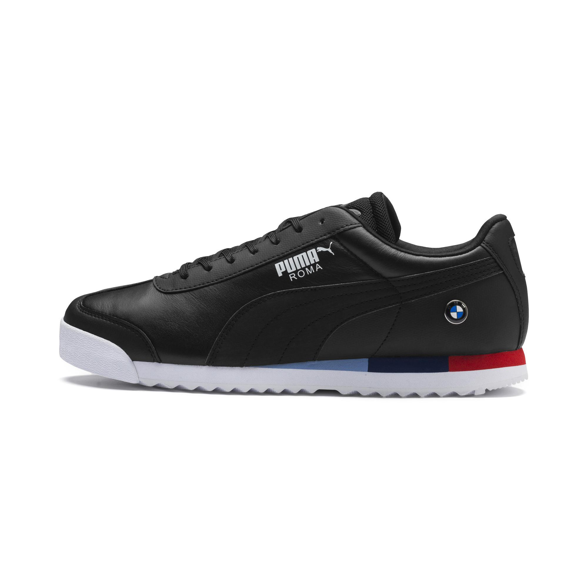 8b728130498b09 Lyst - PUMA Bmw Mms Roma  s Sneakers in Black for Men