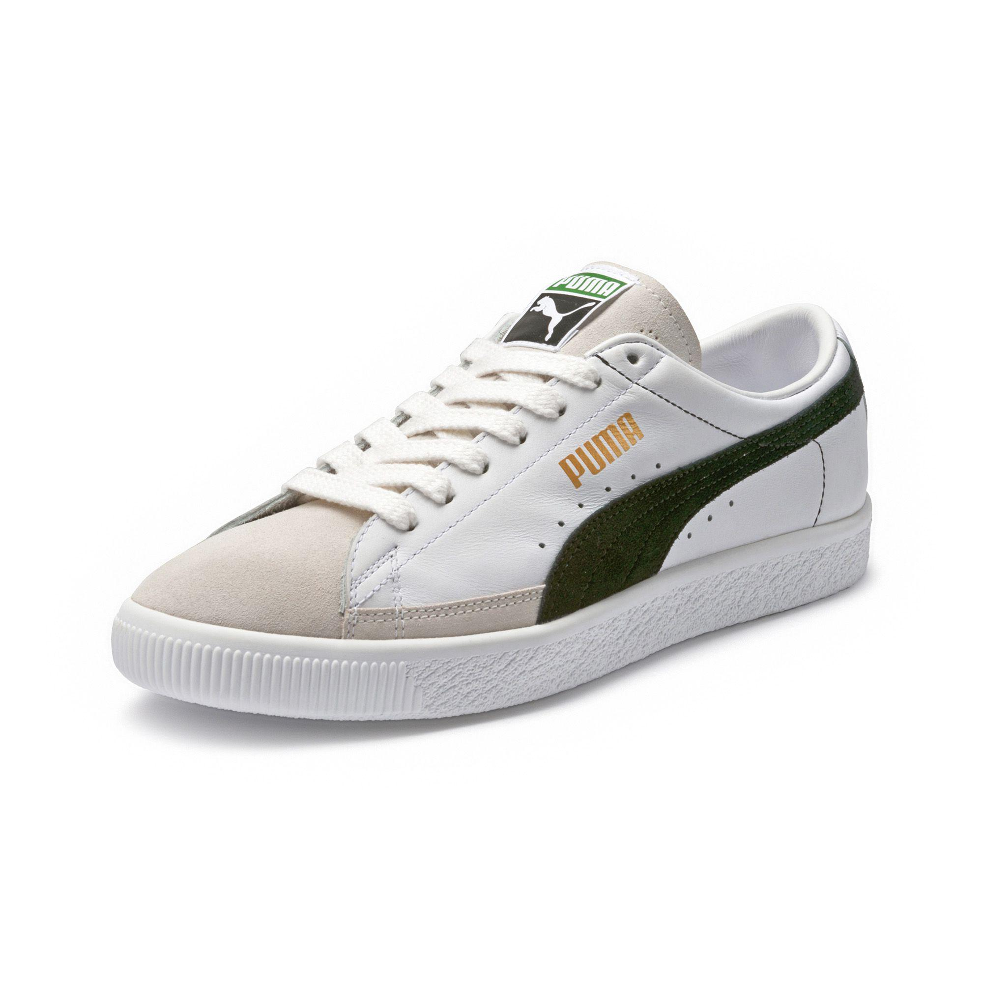 PUMA Leather Basket 90680 Sneakers in