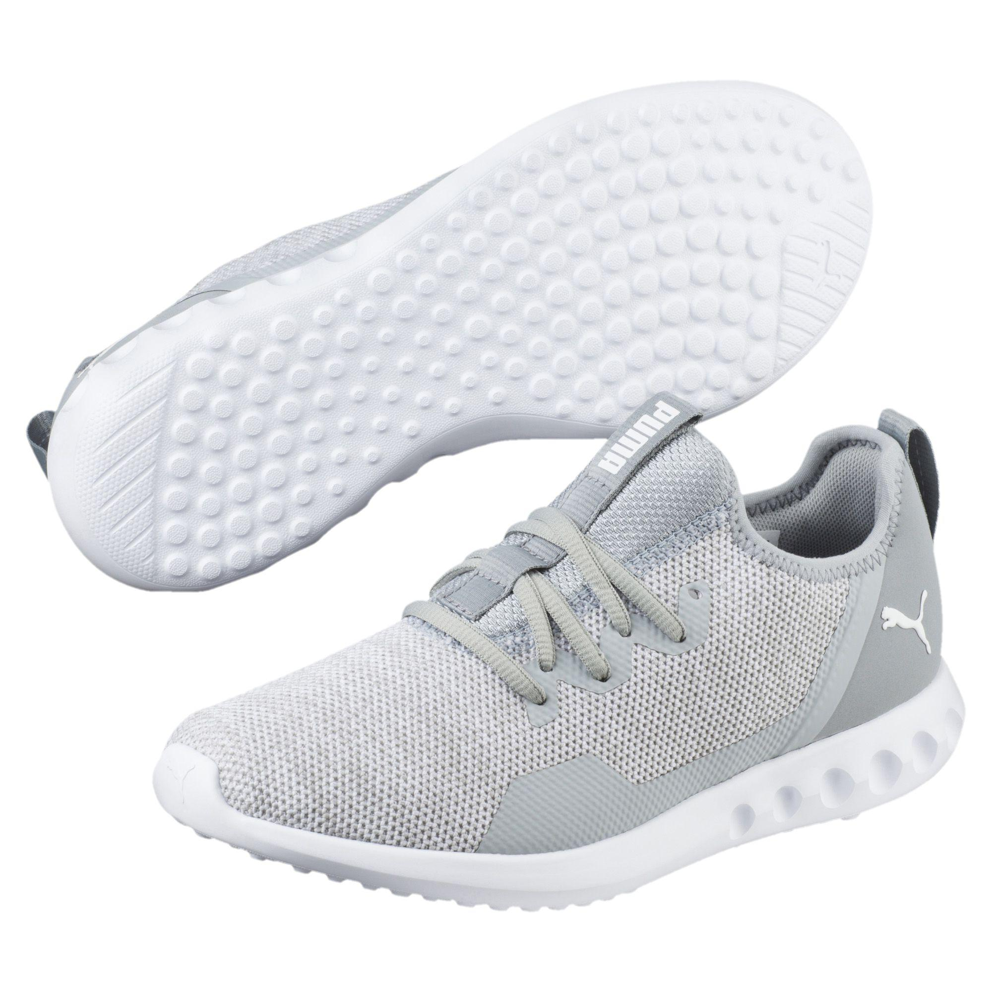 2c9ec9b6c69 Lyst - PUMA Carson 2 X Knit Women s Running Shoes in White