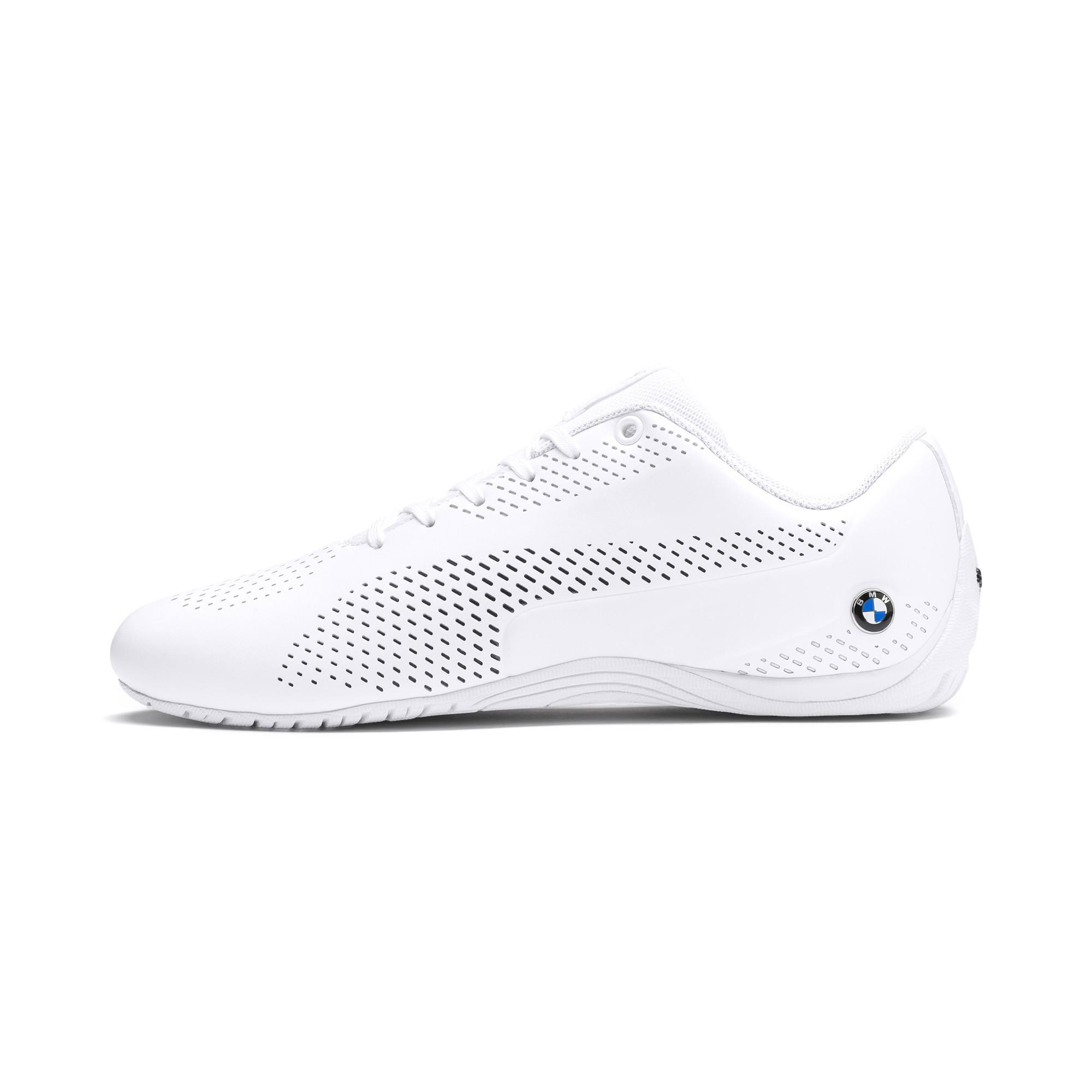 448ecfcef86 Lyst - PUMA Bmw Mms Drift Cat 5 Ultra Ii Men s Sneakers in White for Men