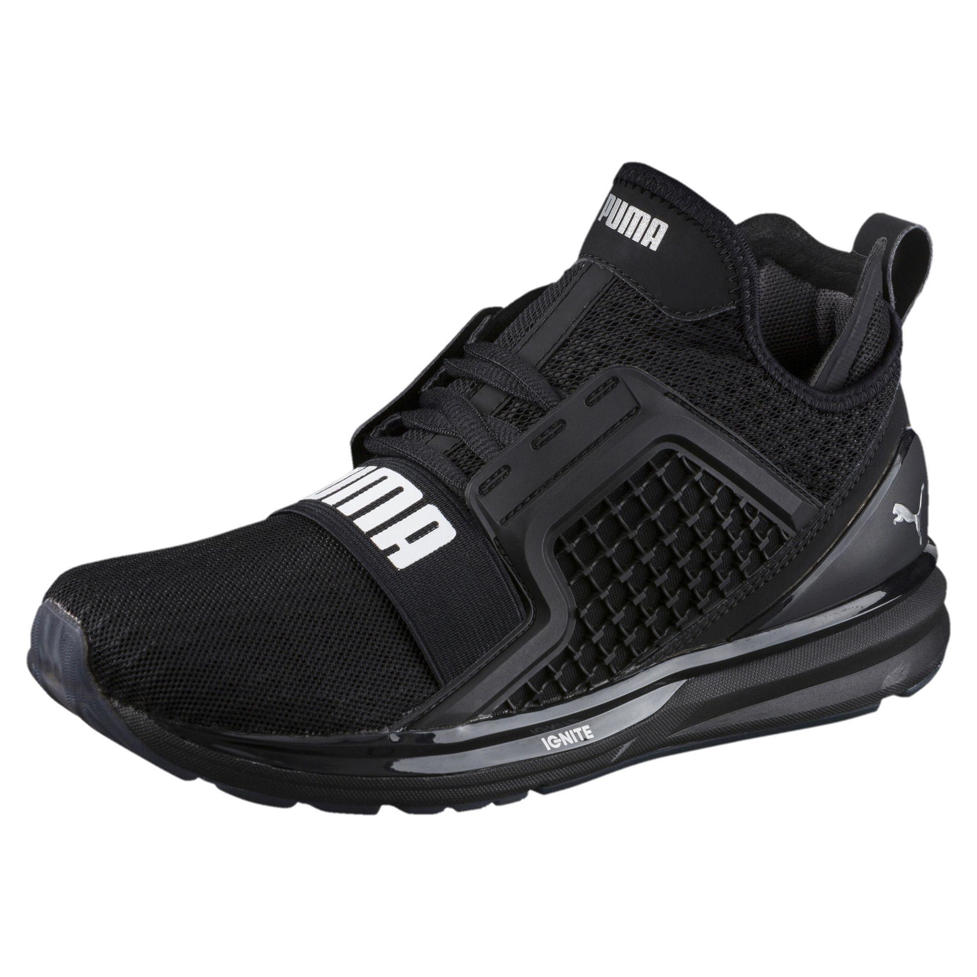 a89891be1f9af PUMA Black Ignite Limitless Women's Training Shoes