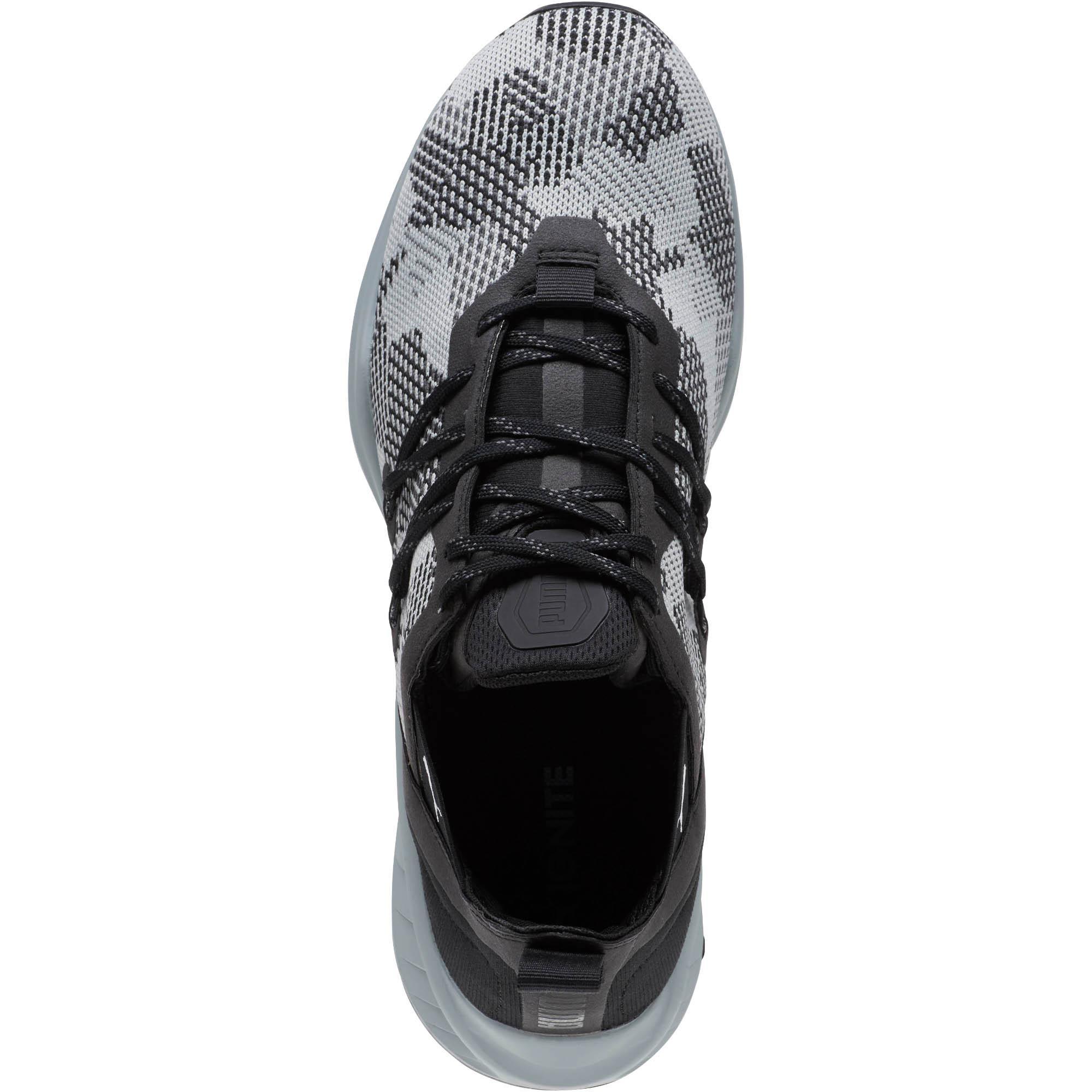e905f4b39da PUMA - Black Ignite Ronin Shatter Men s Running Shoes for Men - Lyst. View  fullscreen