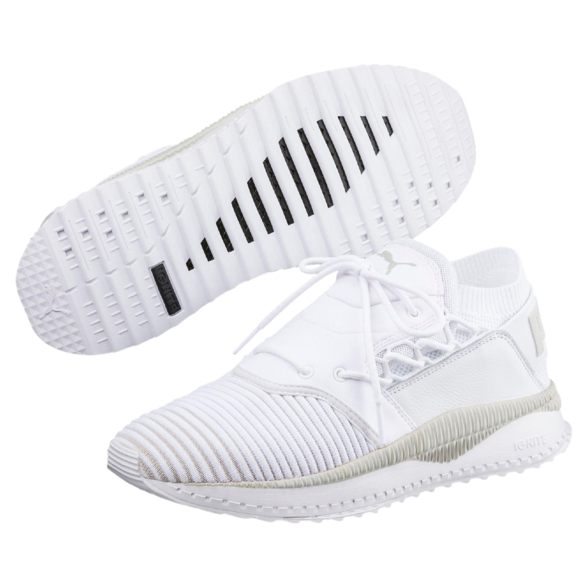 3d0f873cef6a Lyst - PUMA Tsugi Shinsei Evoknit Sneakers in White for Men