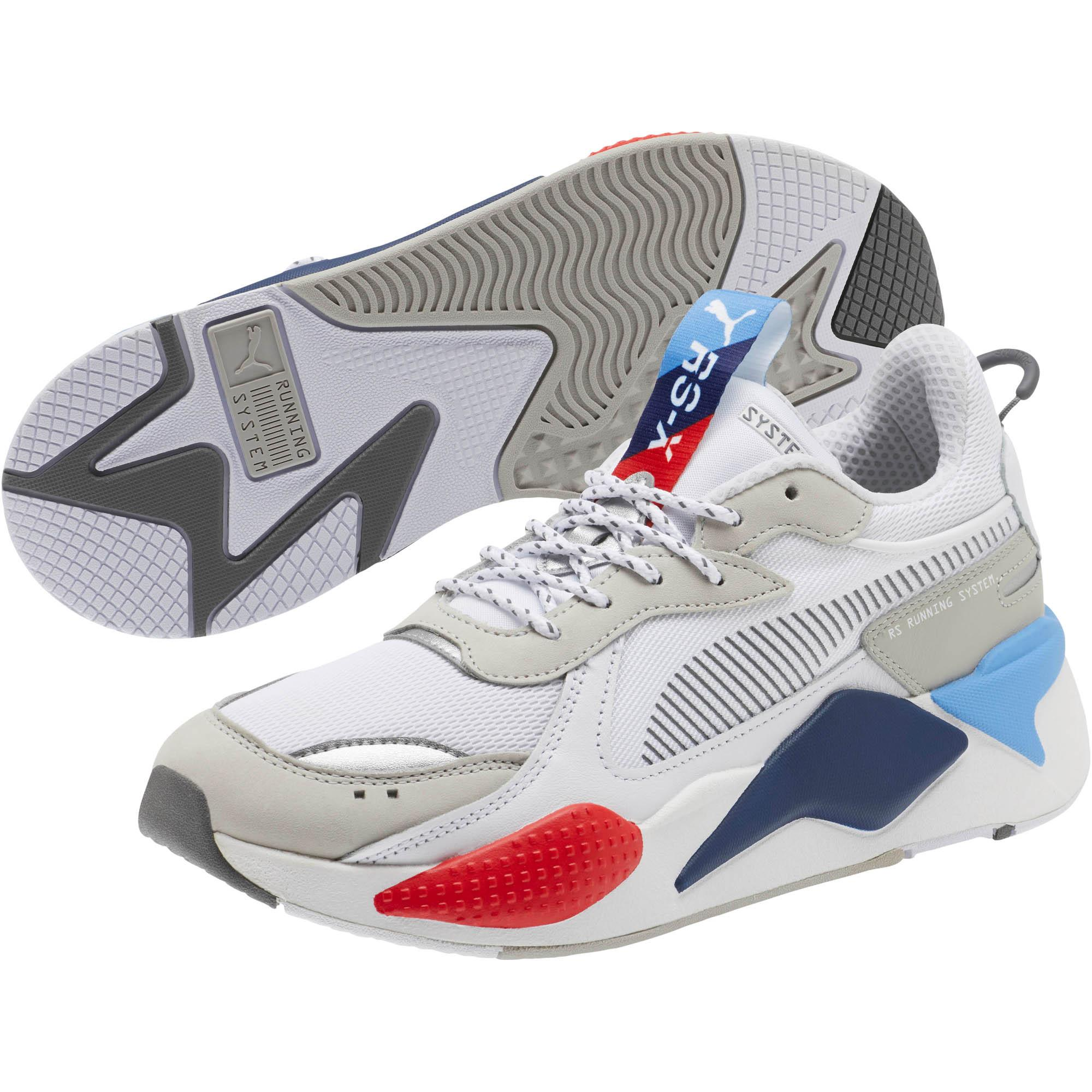 PUMA Leather Rs-x Bmw Mms Sneakers in White for Men - Lyst