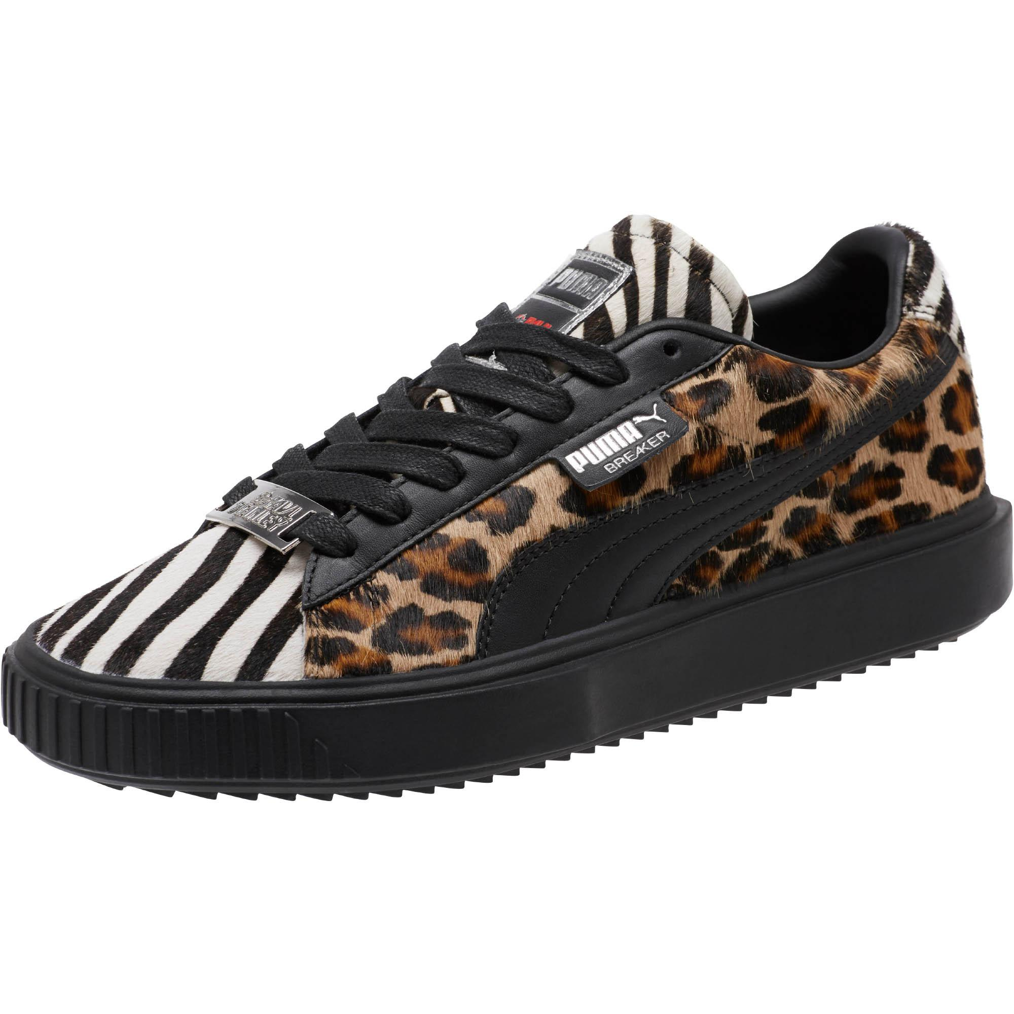 superior quality 9b653 55757 Black X Paul Stanley Breaker Men's Sneakers