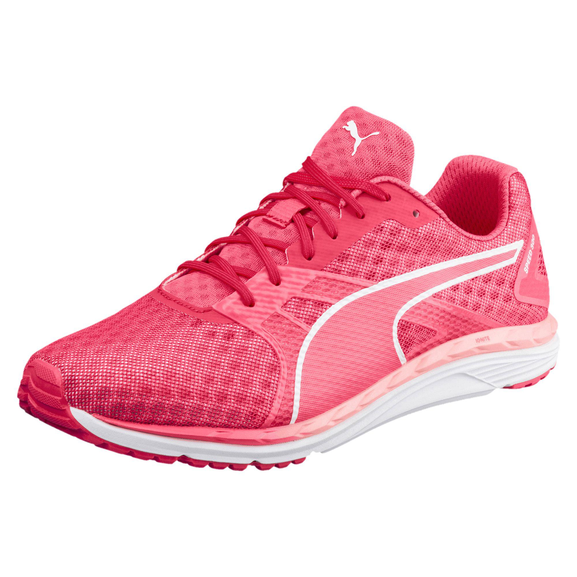 aa12be66dc7c Lyst - PUMA Speed 300 Ignite 3 Women s Running Shoes in Pink