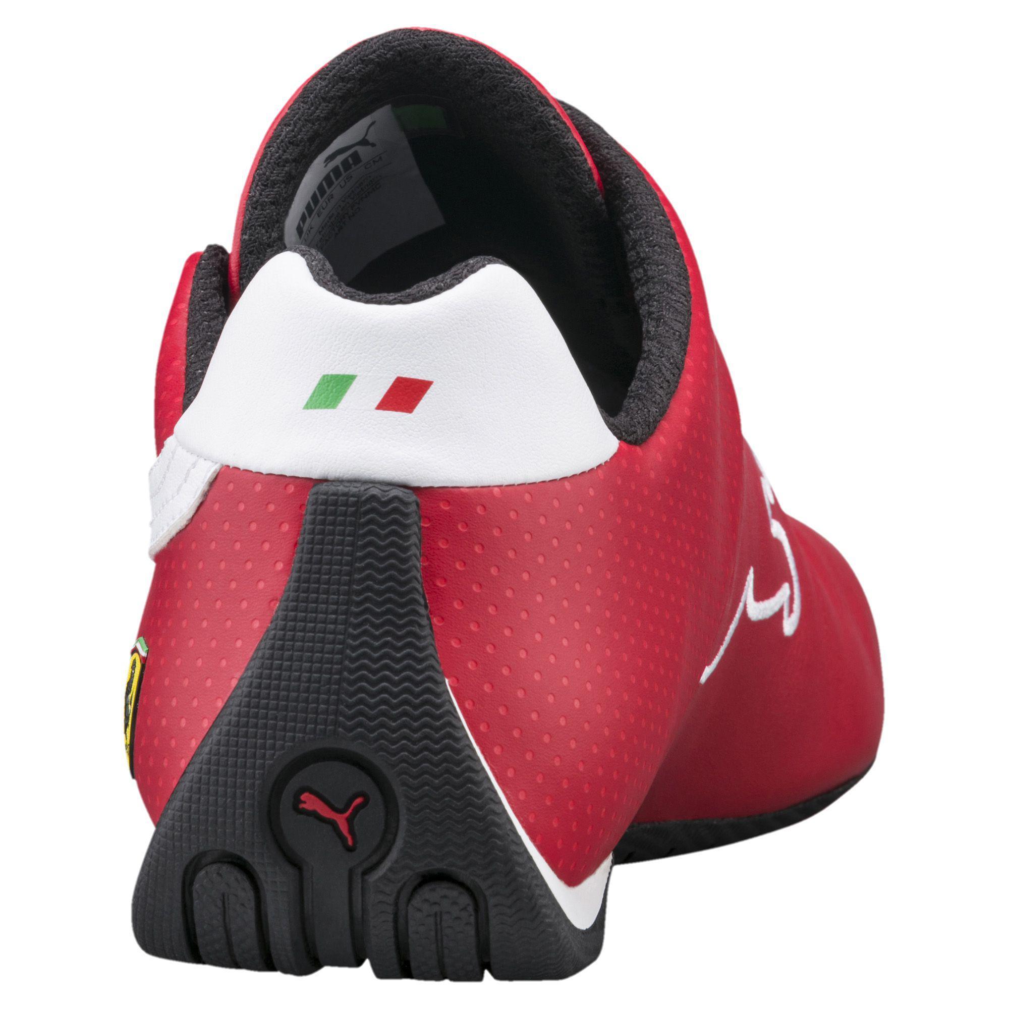 PUMA Leather Ferrari Future Cat Og