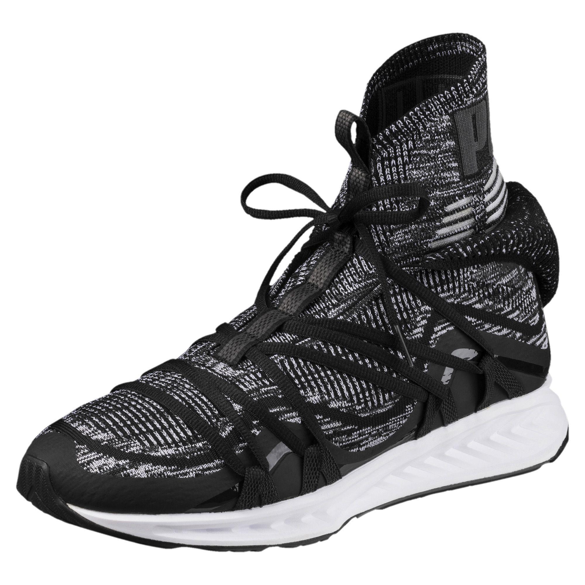 purchase cheap 1fa04 e74b3 Black Ignite Evoknit Fold Men's Training Shoes
