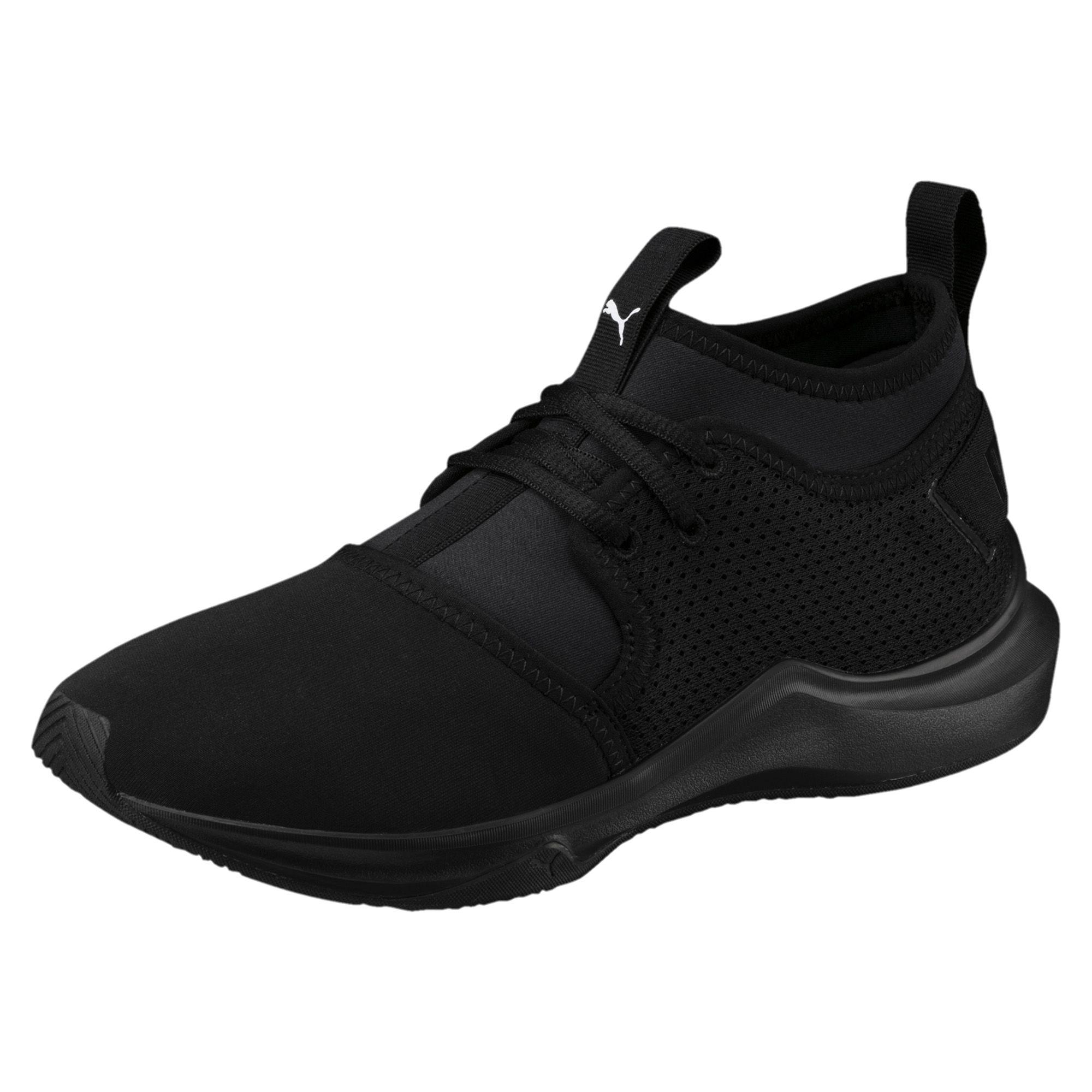 Puma Phenom Lo Women S Training Shoes In Black For Men Lyst