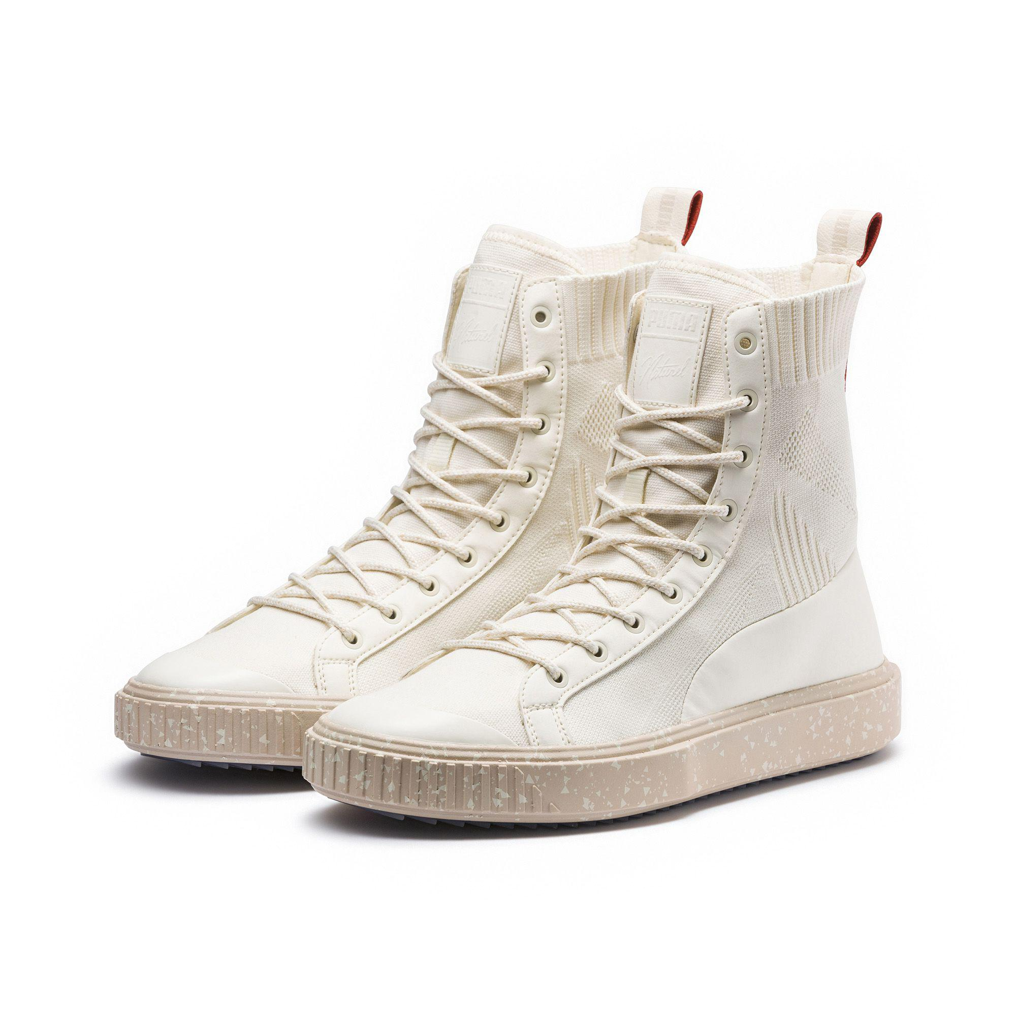 Lyst - PUMA X Naturel Breaker Boot Sneakers in White 1fecae6ff
