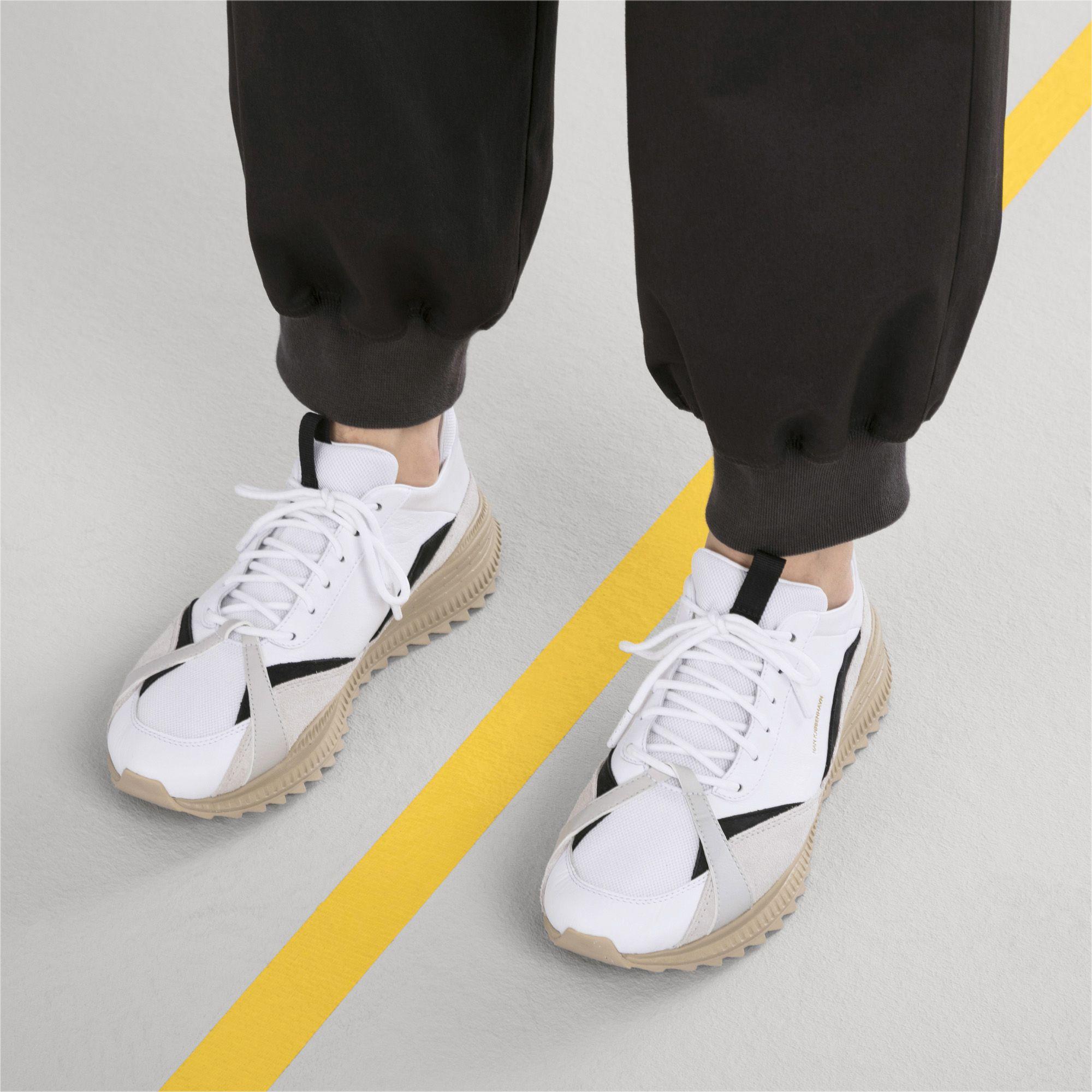 72e02ba75358c9 Lyst - PUMA X Han Kjøbenhavn Avid Sneakers in White for Men