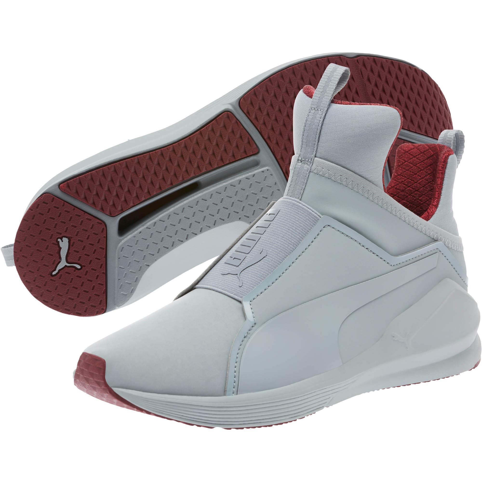 Lyst - Puma Fierce Nubuck Naturals Women s Training Shoes b0bdb149c