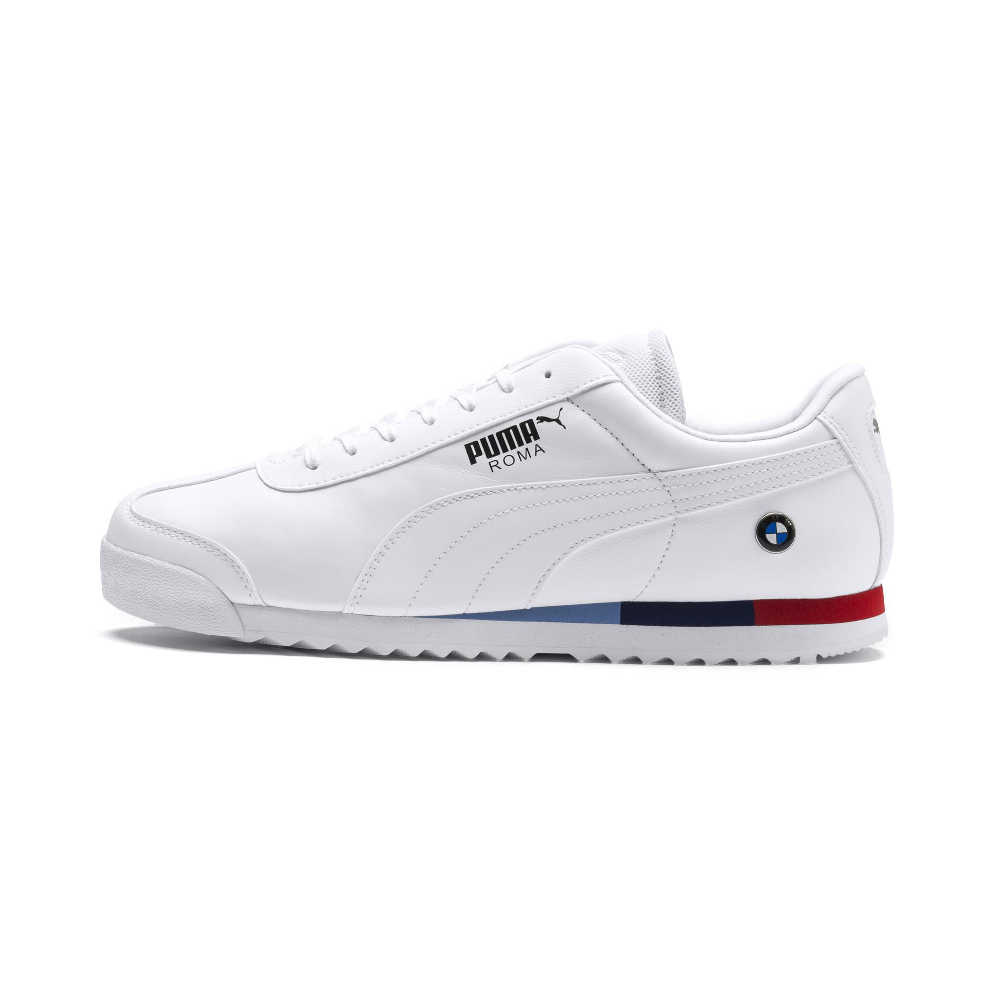 db3a02d06823b5 Lyst - PUMA Bmw Mms Roma Men s Sneakers in White for Men
