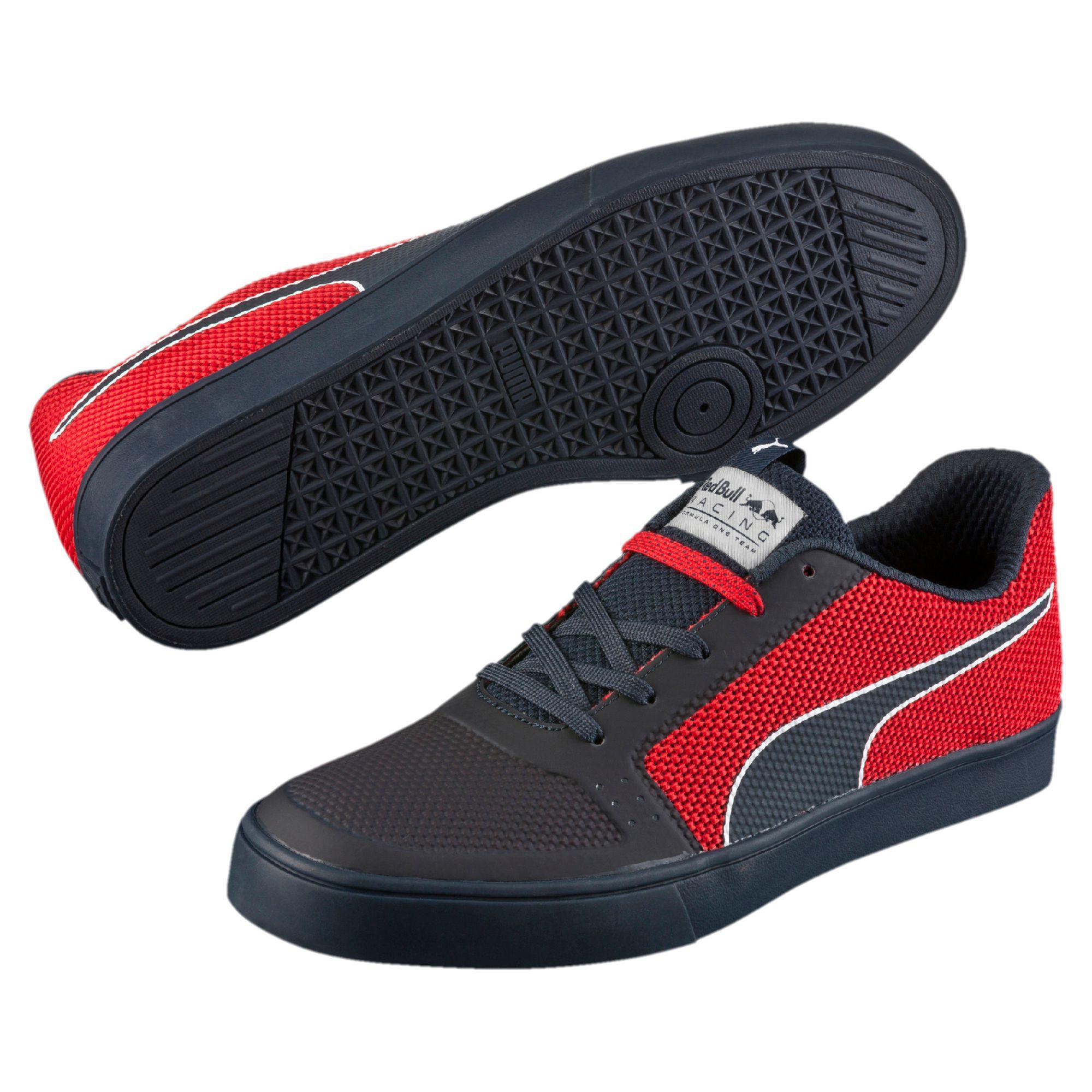 Lyst Puma Red Bull Racing Wings Vulc Men S Shoes For Men