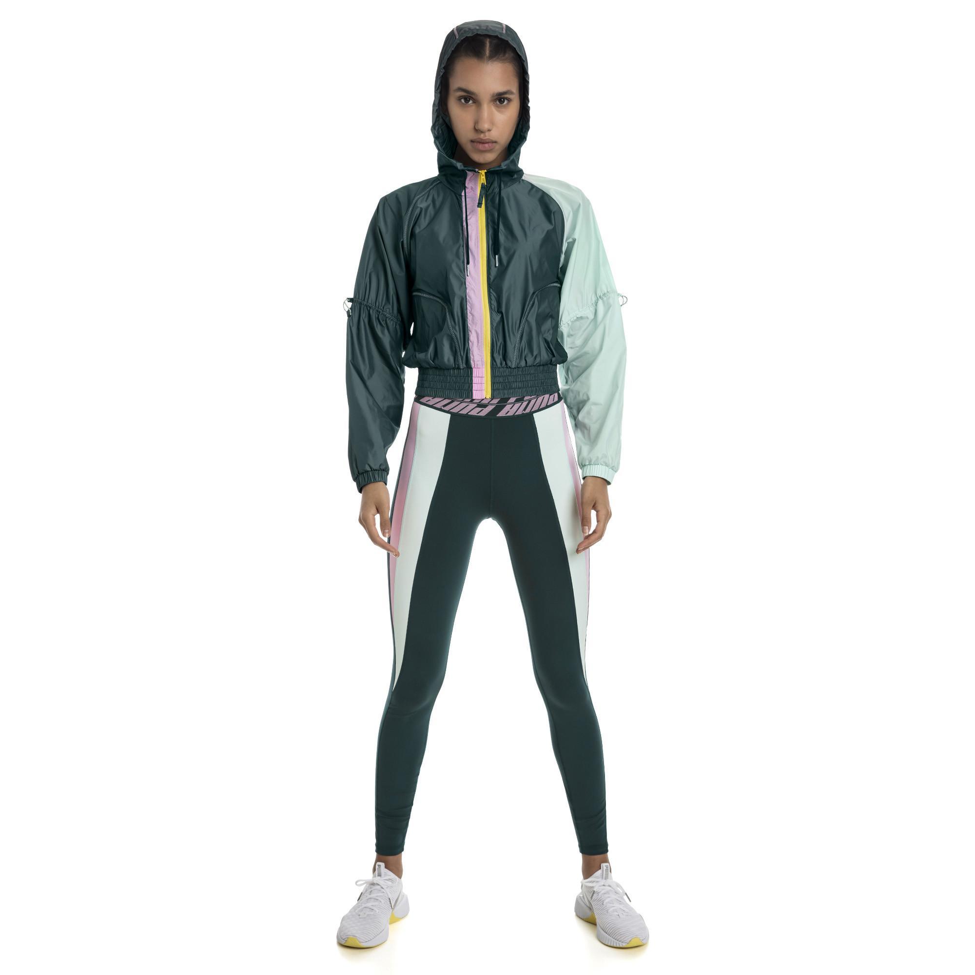 f06c8c1e7a PUMA Multicolor Cosmic Trailblazer Women's Jacket