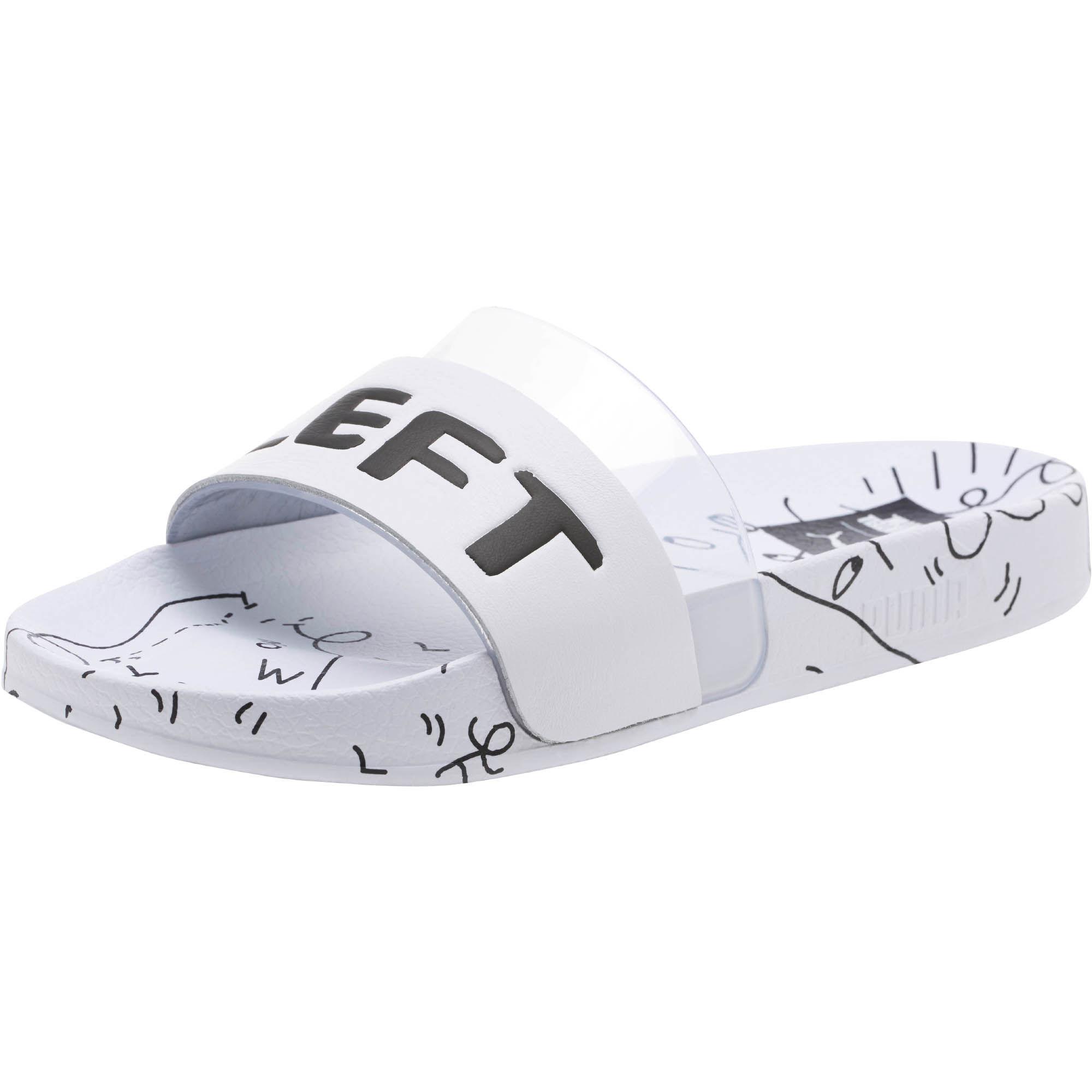 209b74a04d57 Lyst - PUMA X Shantell Martin Leadcat Women s Sandals in White