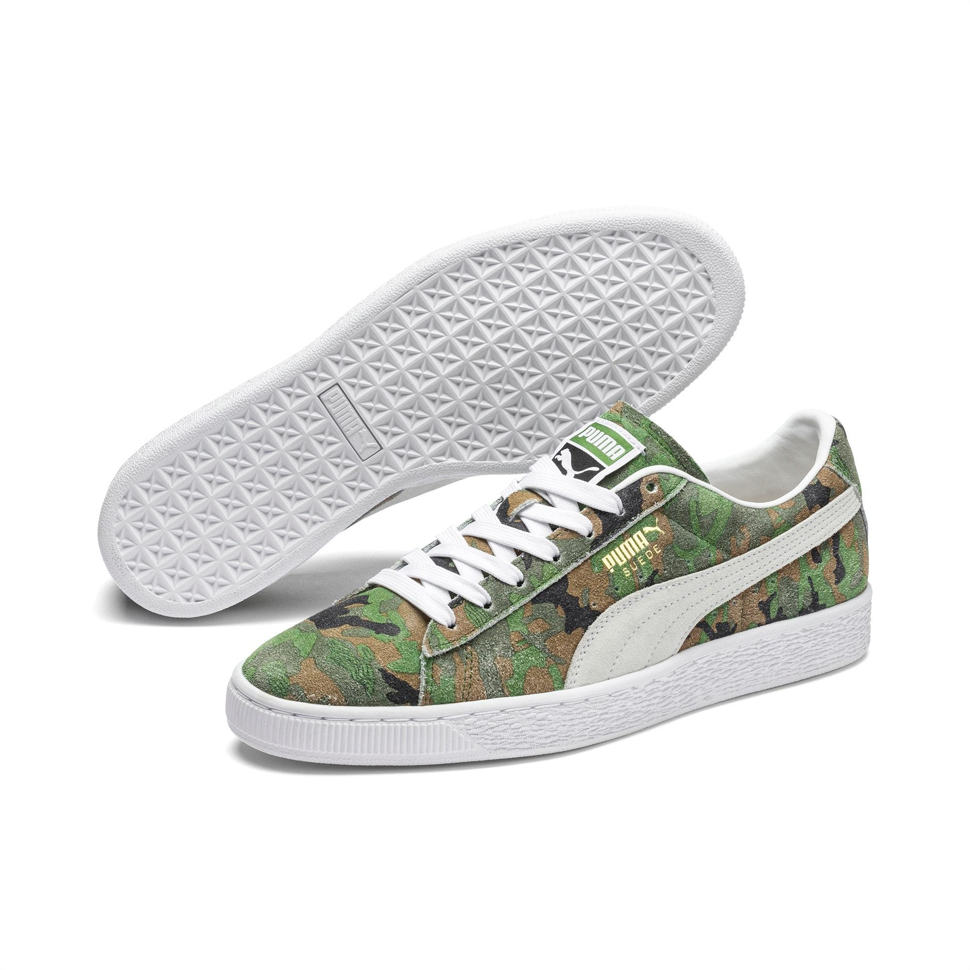 PUMA Suede Classic Ambush Men's Sneakers in Green for Men - Lyst