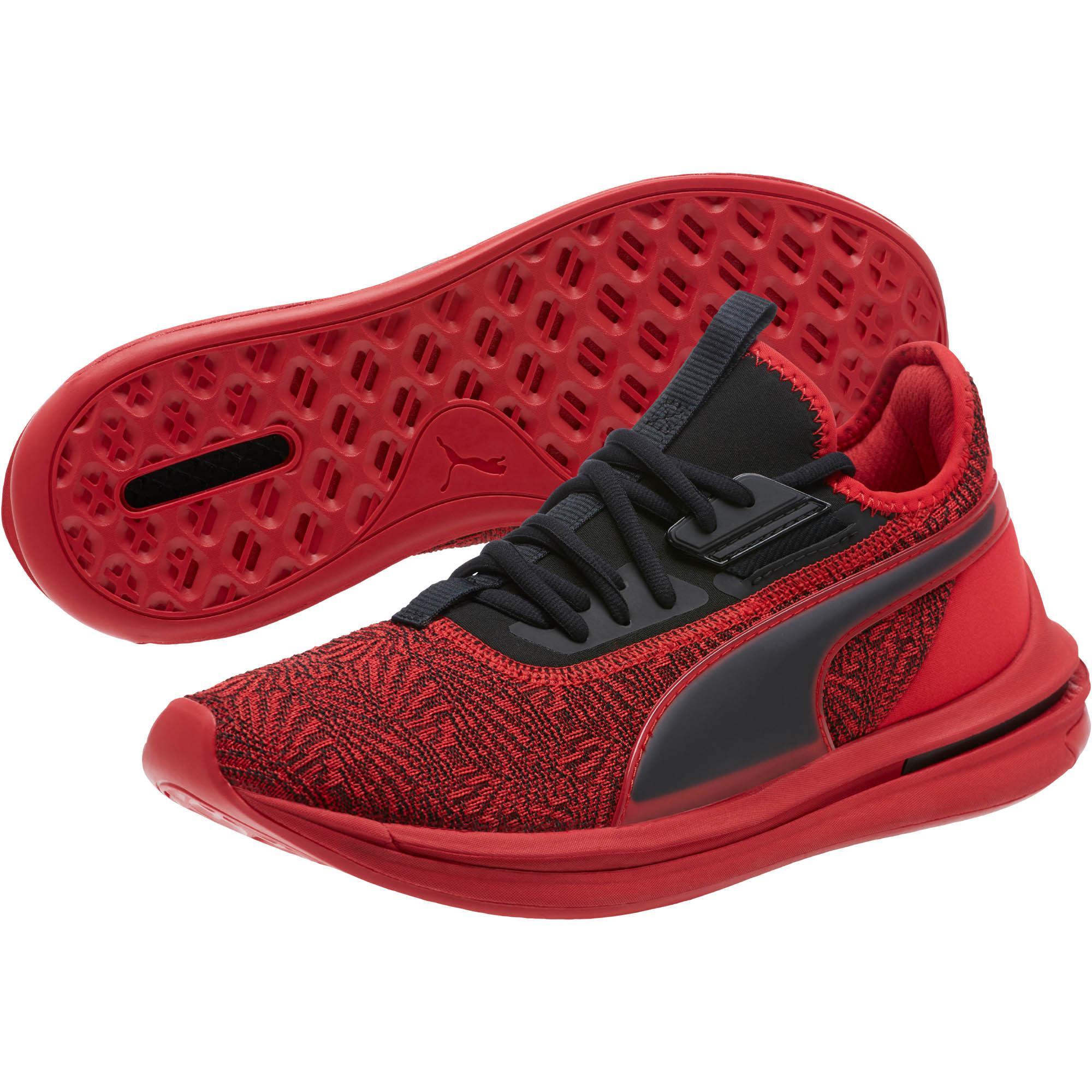7a3584ebf28b PUMA - Red Ignite Limitless Sr-71 Running Shoes for Men - Lyst. View  fullscreen