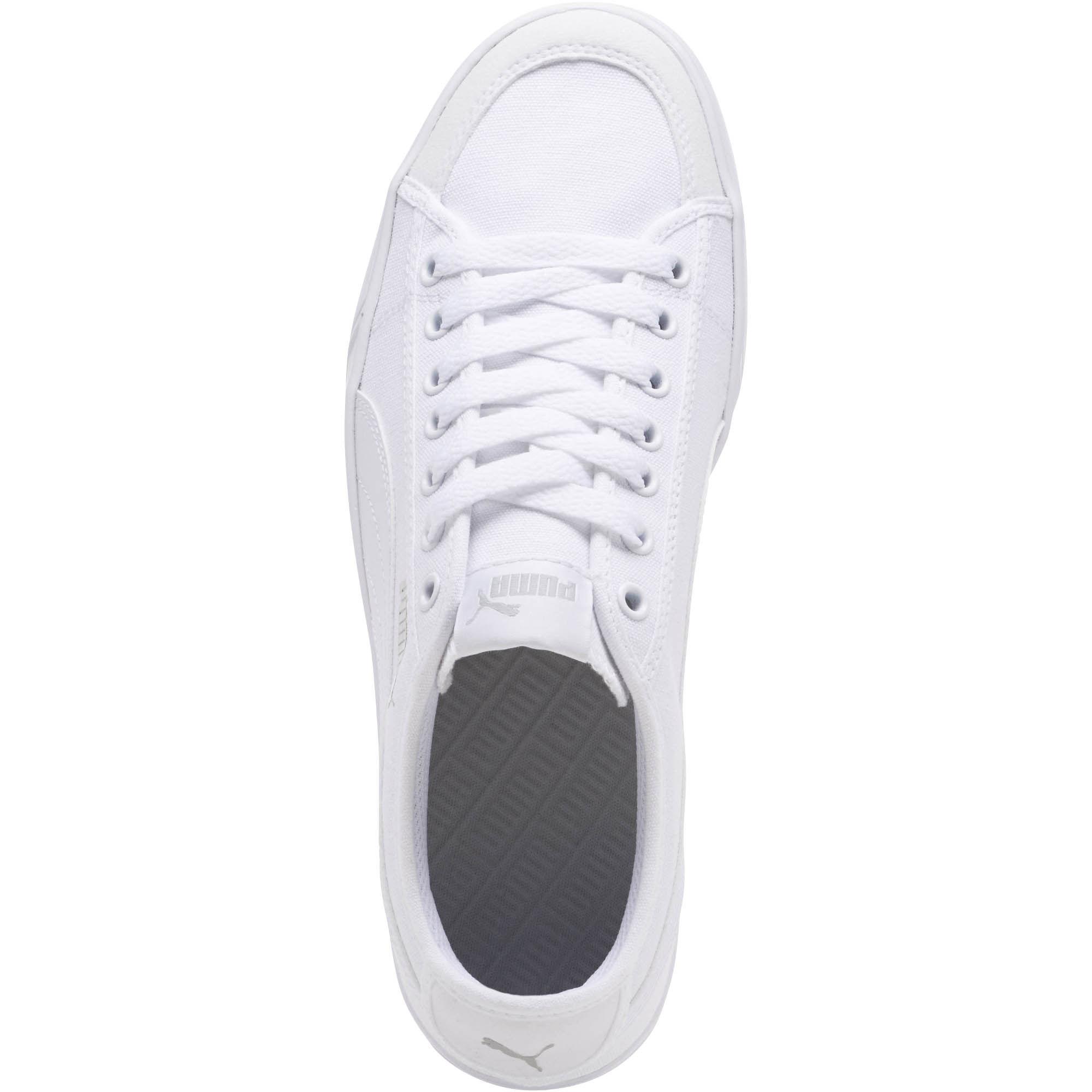 uk availability 900a6 4e2d5 PUMA White Smash V2 Vulc Cv Men's Sneakers for men
