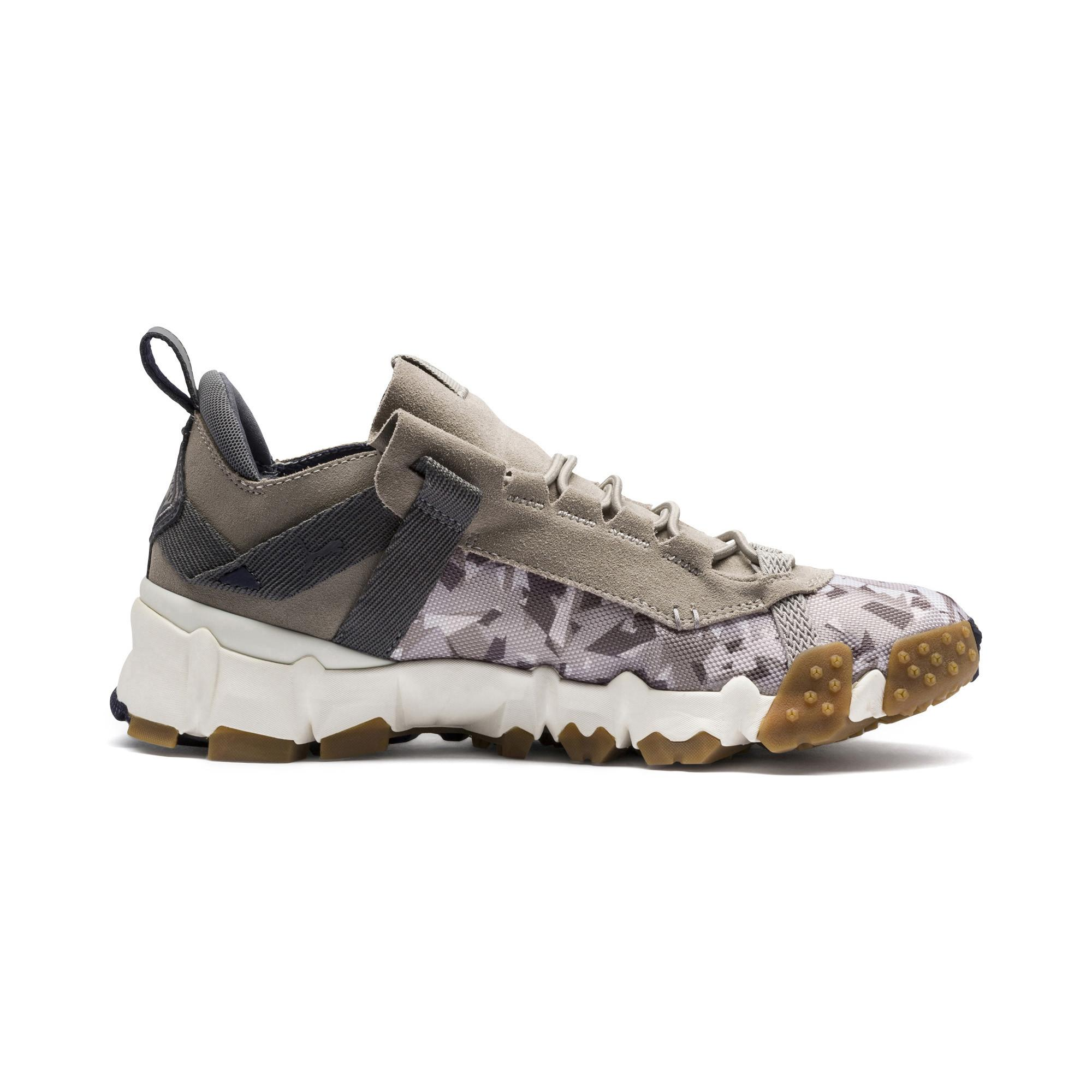 PUMA Rubber Trailfox Camo Sneakers for