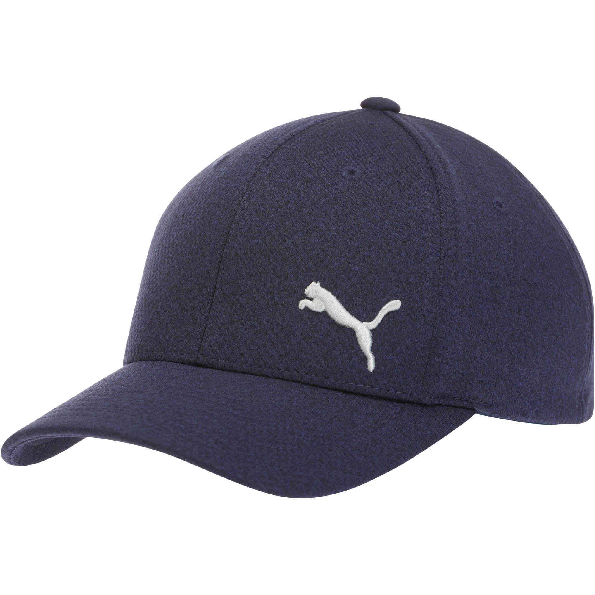 8d17d4969a0 Lyst - PUMA Charlie Flexfit Hat in Blue for Men