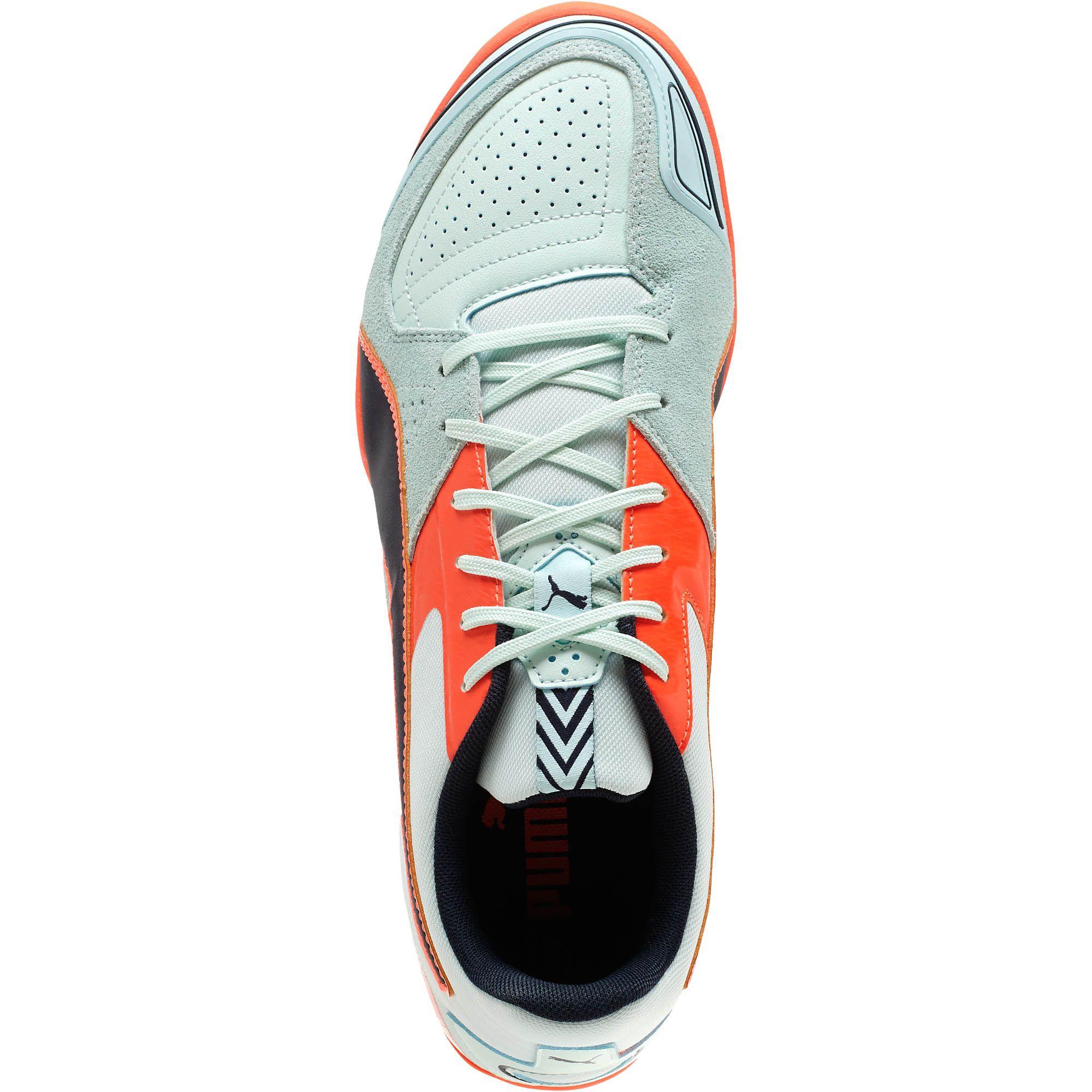 7c8c70755 PUMA Invicto Sala Men s Indoor Soccer Shoes in Gray for Men - Lyst