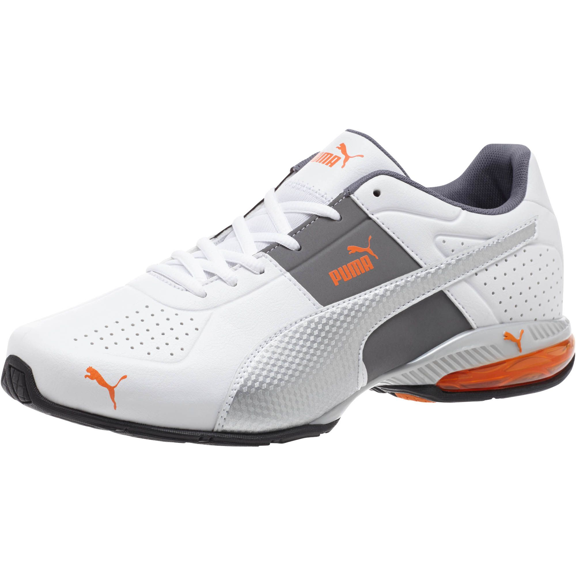 4899cea833895b Lyst - PUMA Cell Surin 2 Men s Training Shoes in Gray for Men