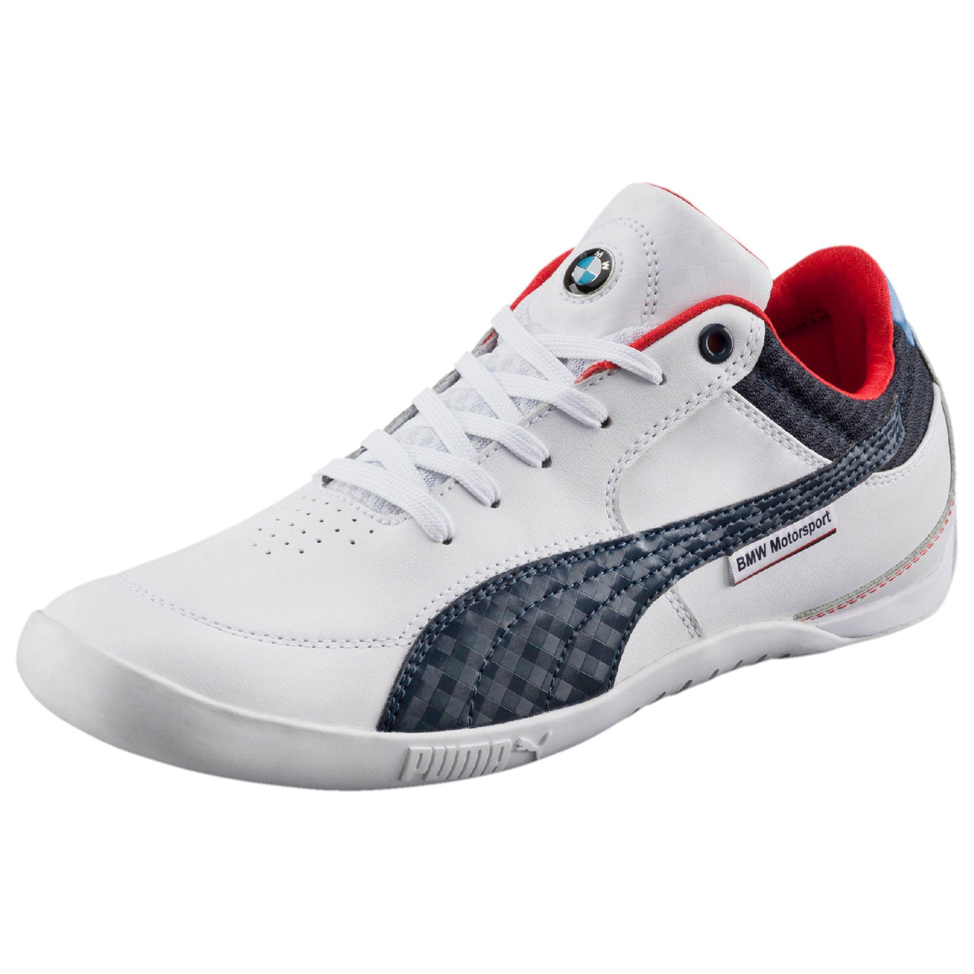 Puma Bmw Chrono Delta Nm Lo Men S Shoes In Blue For Men Lyst