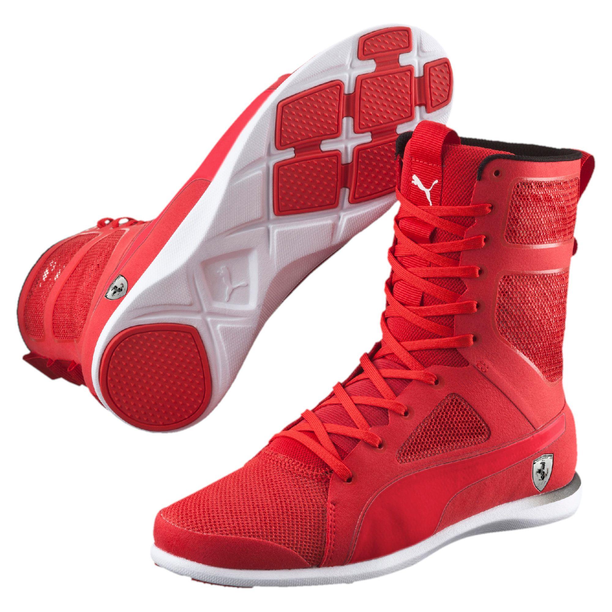 0d98aa5f4a15f9 ... where to buy lyst puma ferrari womens high boot ddd41 74520
