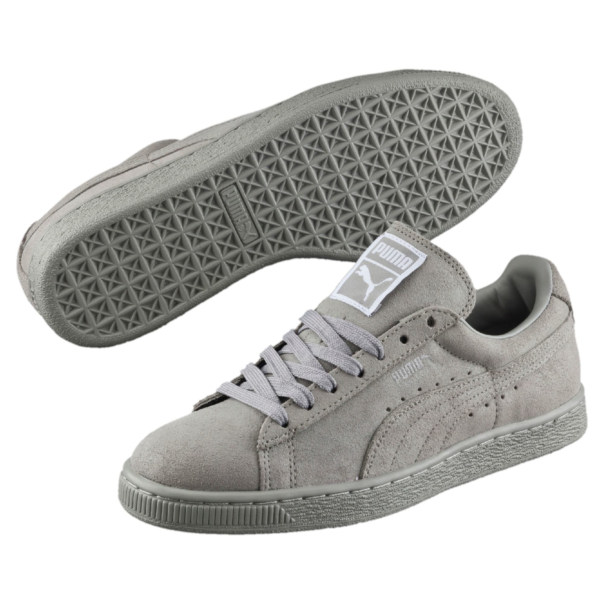 online for sale on sale online 2019 professional Suede Classic Matte & Shine Women's Sneakers