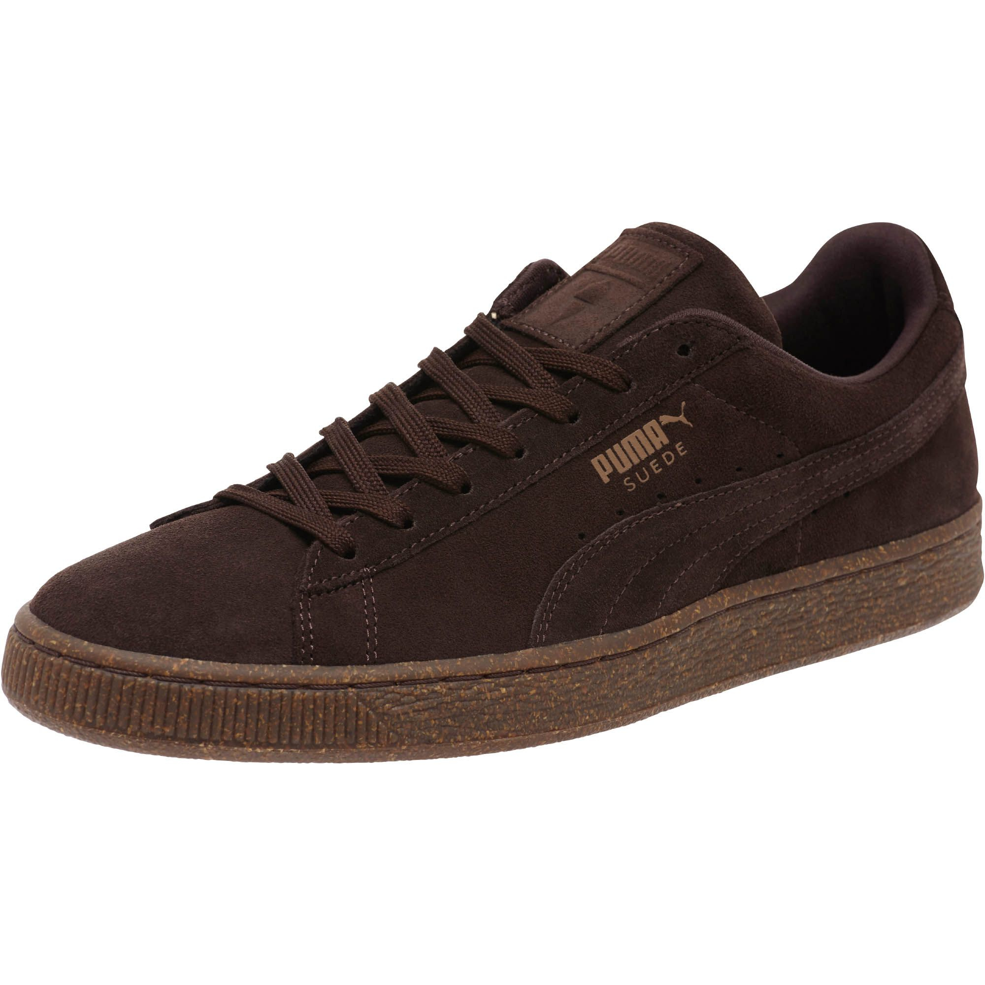 d869c0a3b69d Lyst - PUMA Suede Ice Cream Men s Sneakers in Brown for Men