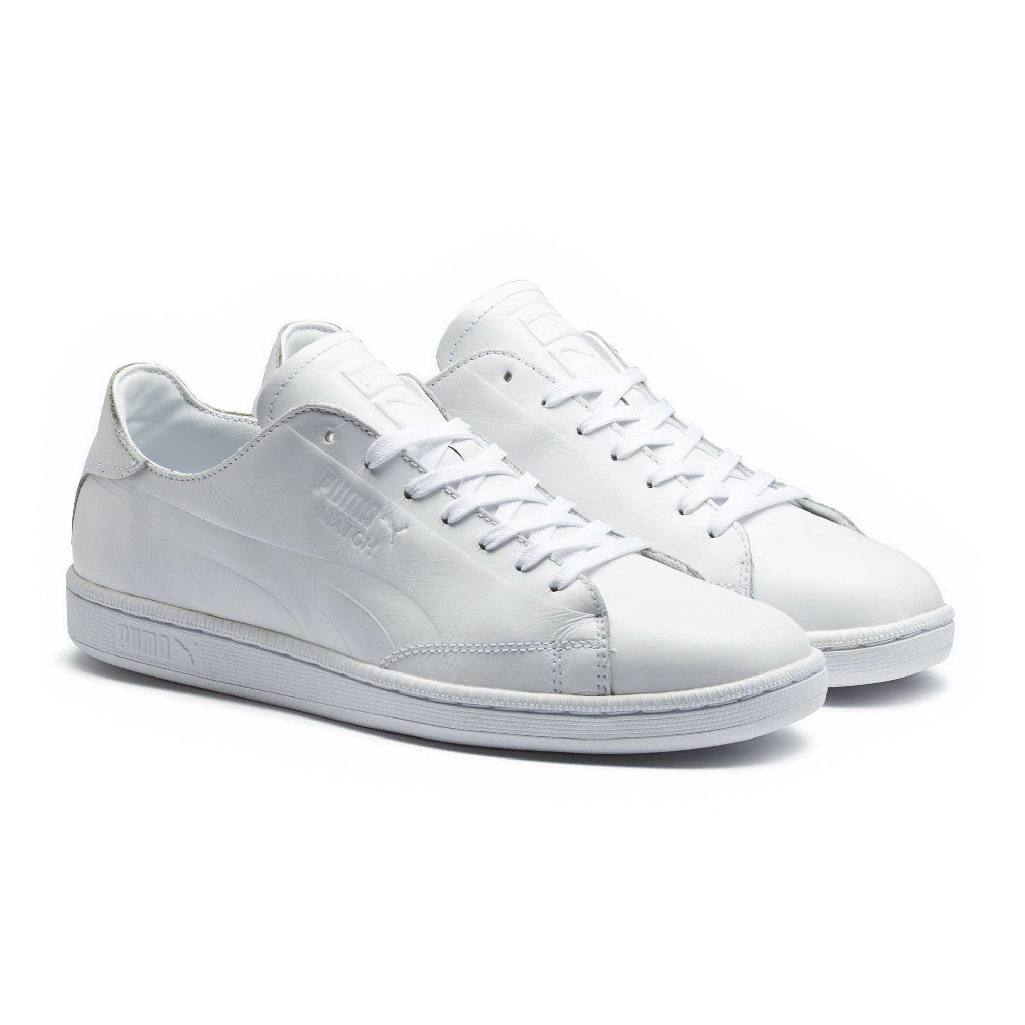 outlet store a906f fdd44 PUMA White Match 74 Clean