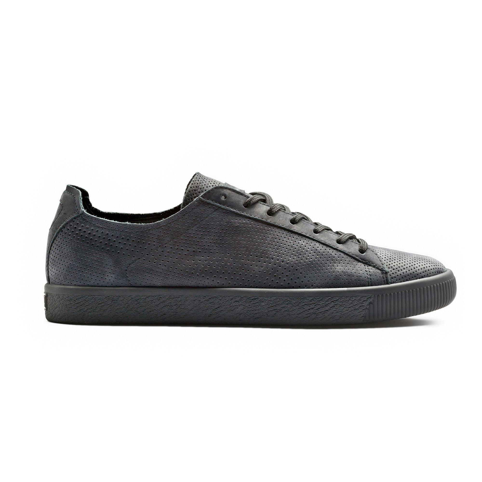 6cab53c60e6 Puma X Stampd Clyde In Black For