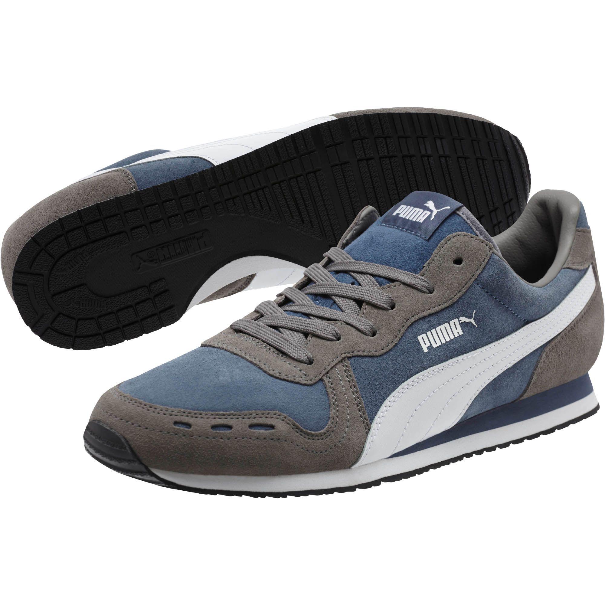 Lyst - PUMA Cabana Racer Suede Men s Sneakers for Men f42793620