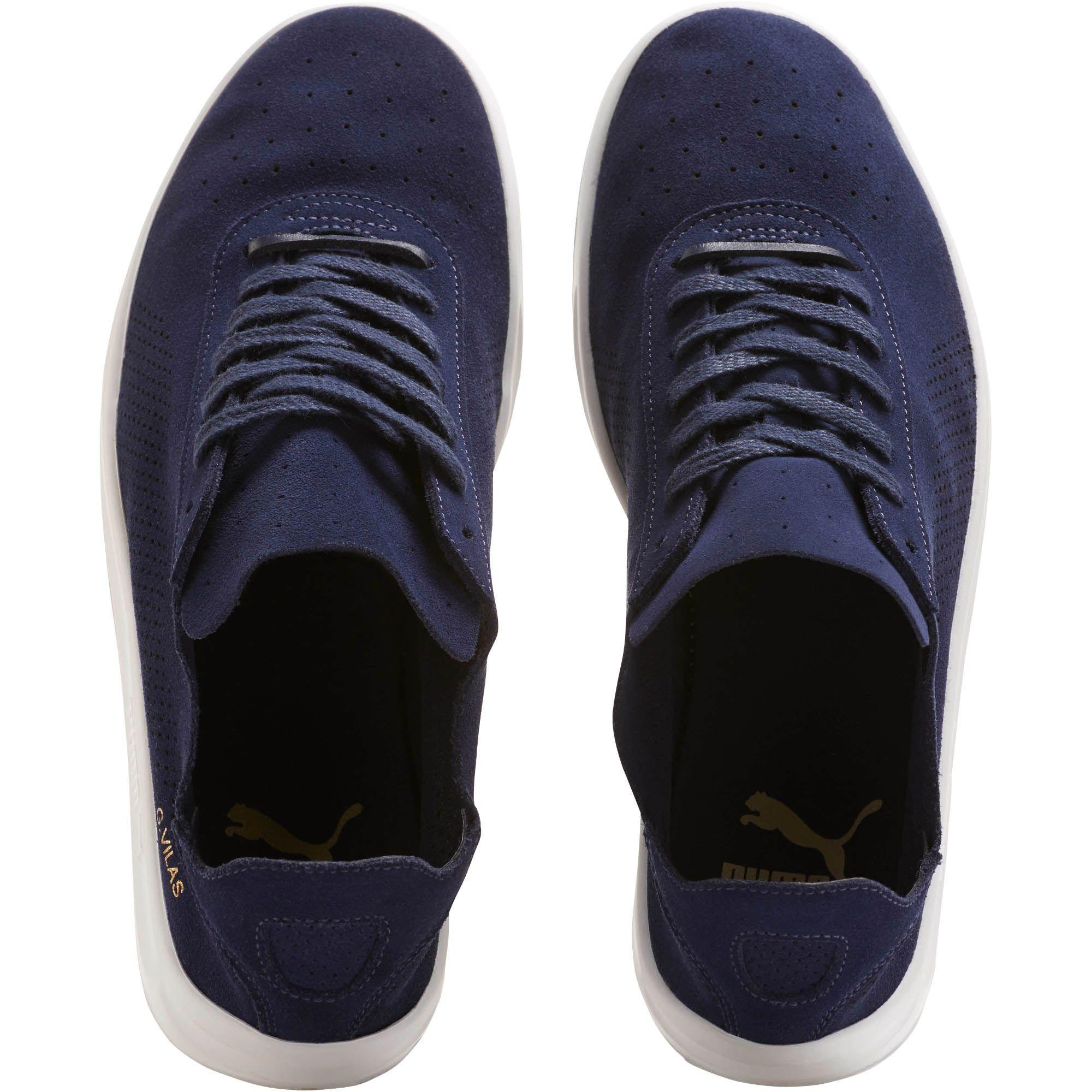 Lyst - PUMA G. Vilas Bait Sneakers in Blue for Men d6740508f