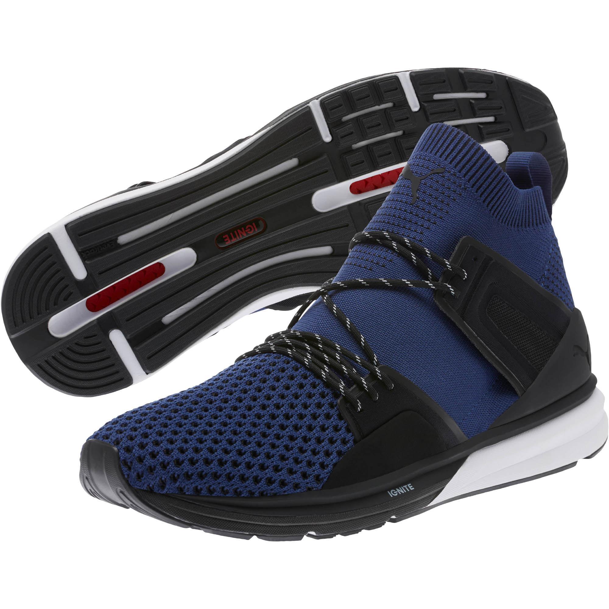 354e70becce Lyst - Puma B.o.g Limitless Hi Evoknit Men s Training Shoes in Black ...