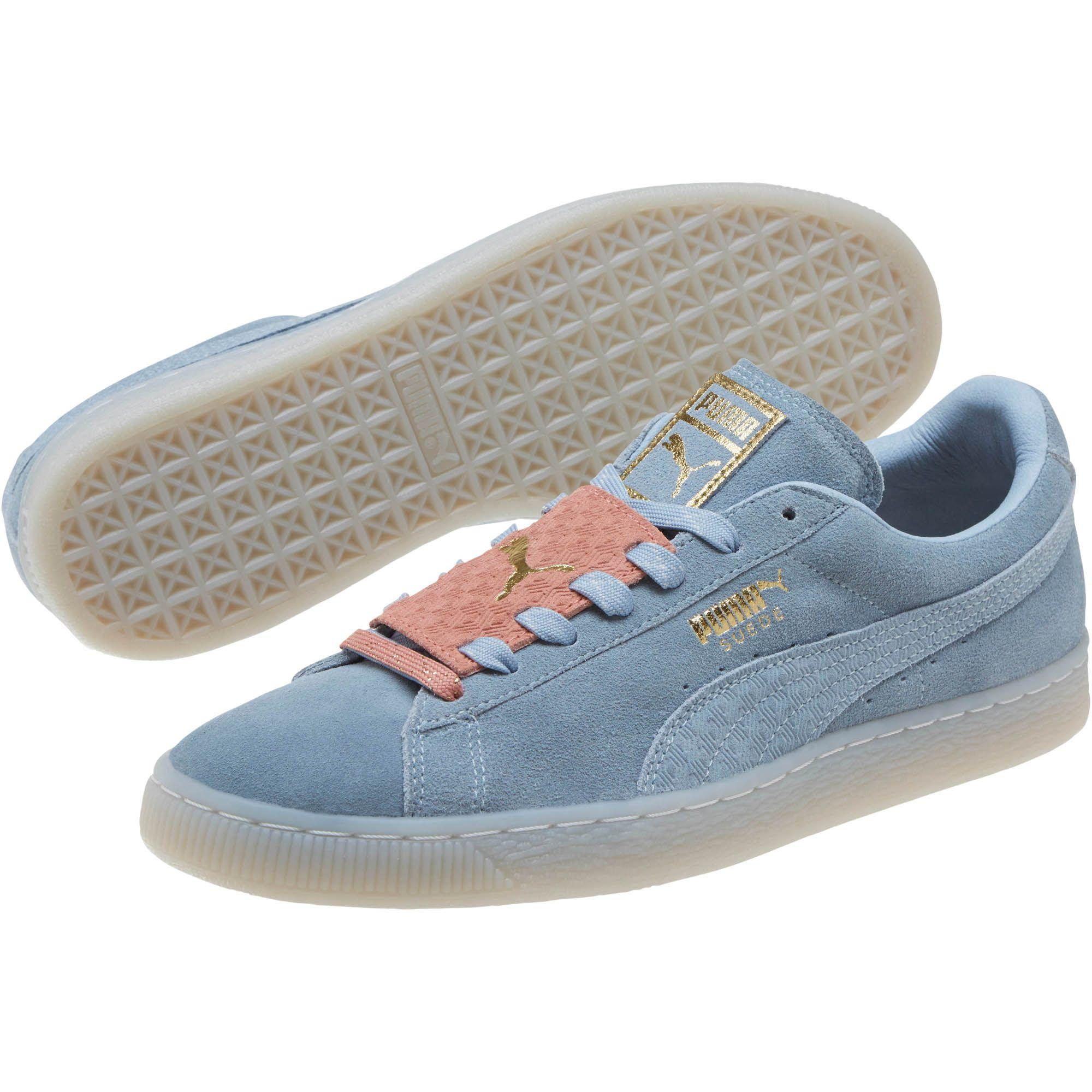 0ccb6732f725 Lyst - PUMA Suede Epic Remix Men s Sneakers in Blue for Men