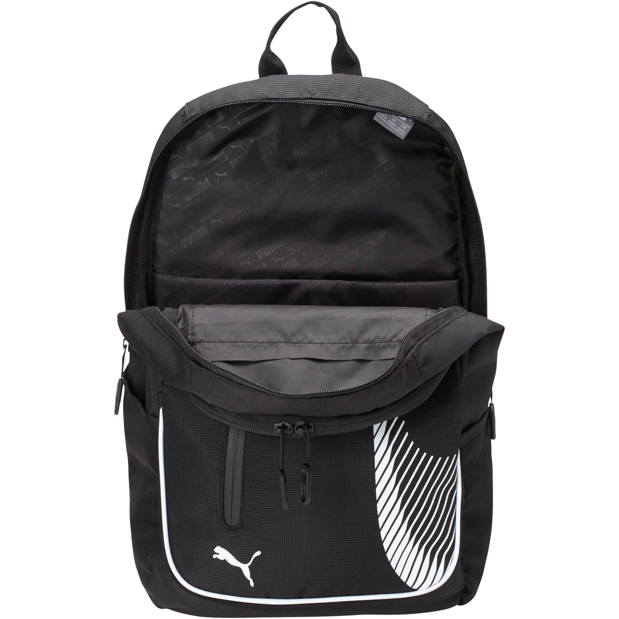 puma supersub backpack in black for men lyst