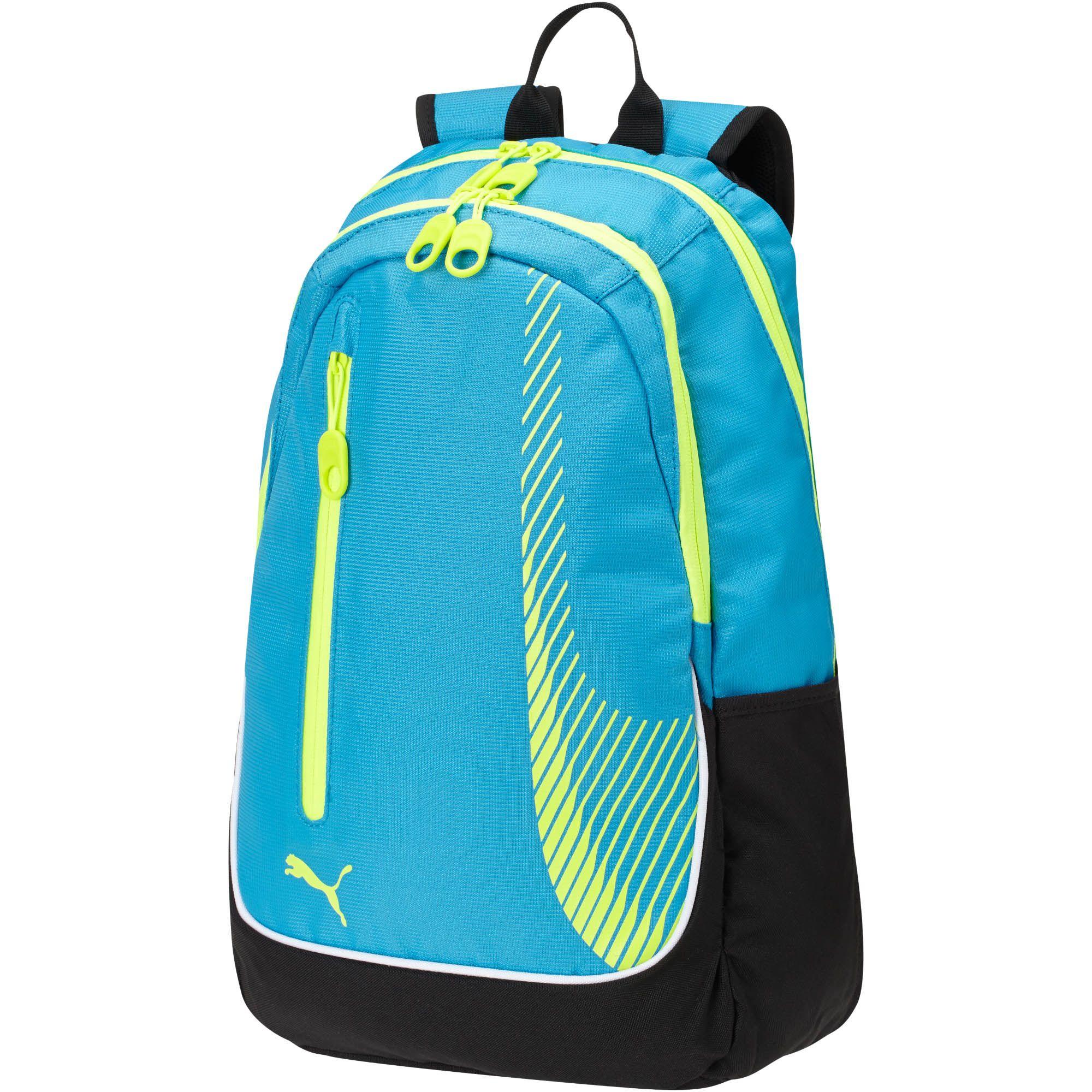 puma supersub backpack in blue for men lyst