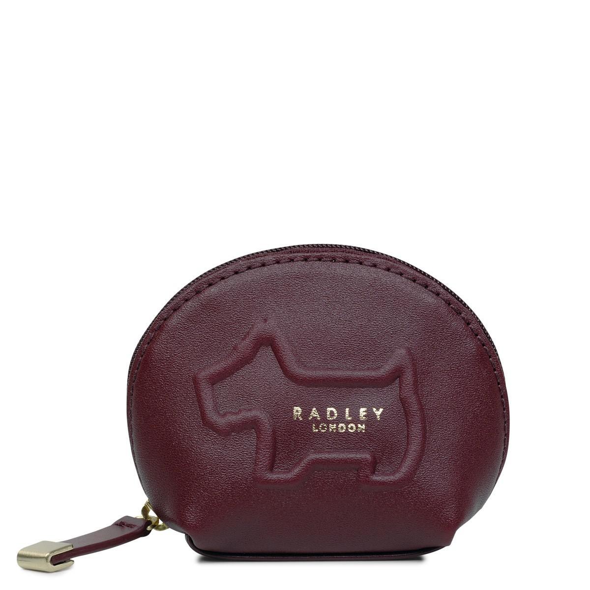 5797df3f4256 Radley Shadow Small Zip Around Coin Purse in Purple - Lyst