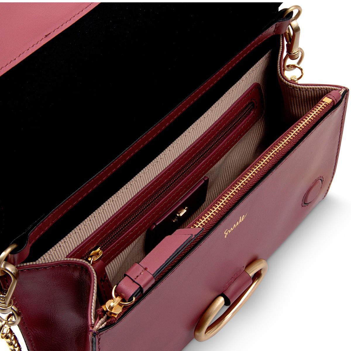 Radley Leather Blackheath Small Flapover Cross Body Bag