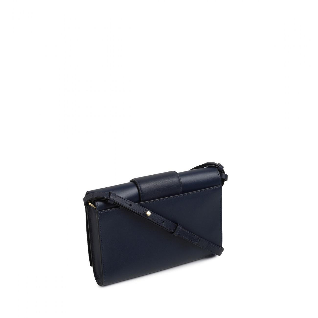 cdcecc8ec53b8 Radley Palace Street Small Flapover Cross Body Bag in Blue - Lyst