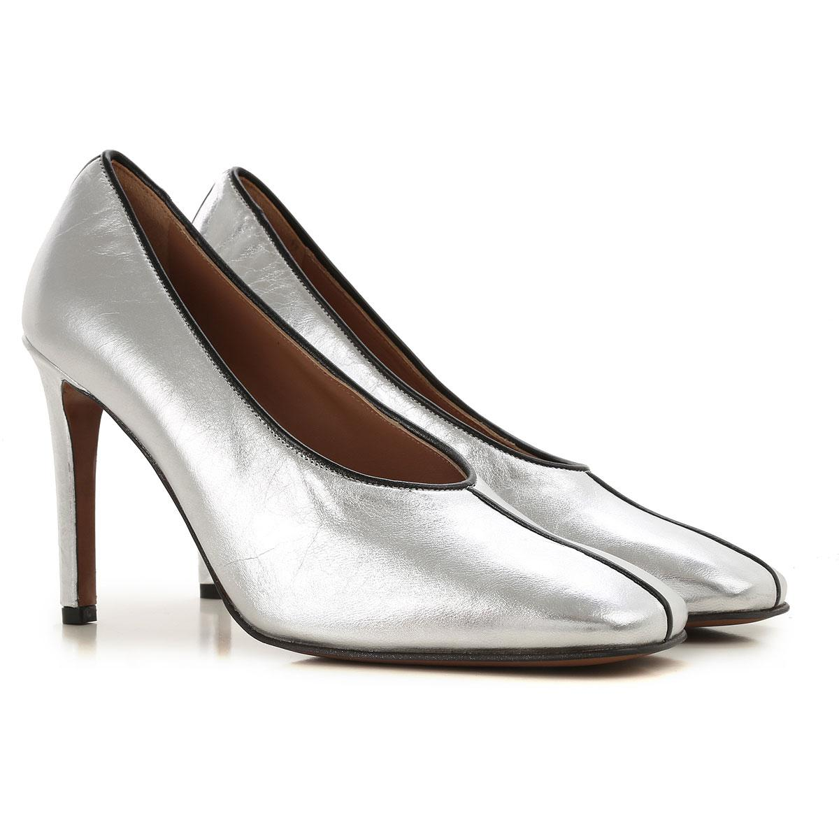 376dd715a44 Lyst - L Autre Chose Pumps   High Heels For Women On Sale in Metallic