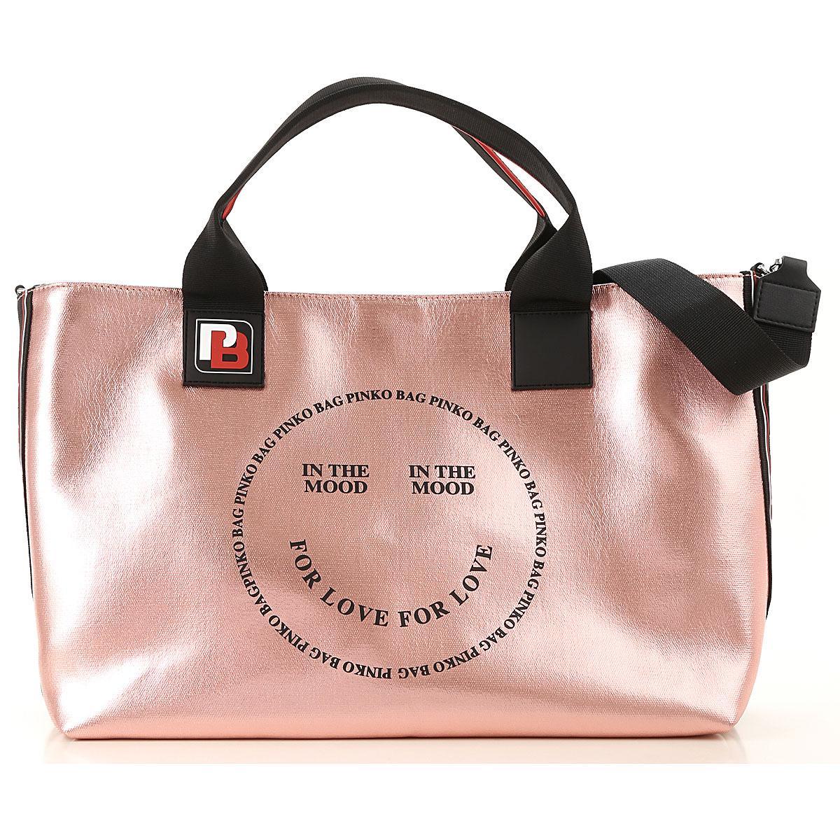 8cfa7a328fd10 Lyst - Pinko Tote Bag in Pink