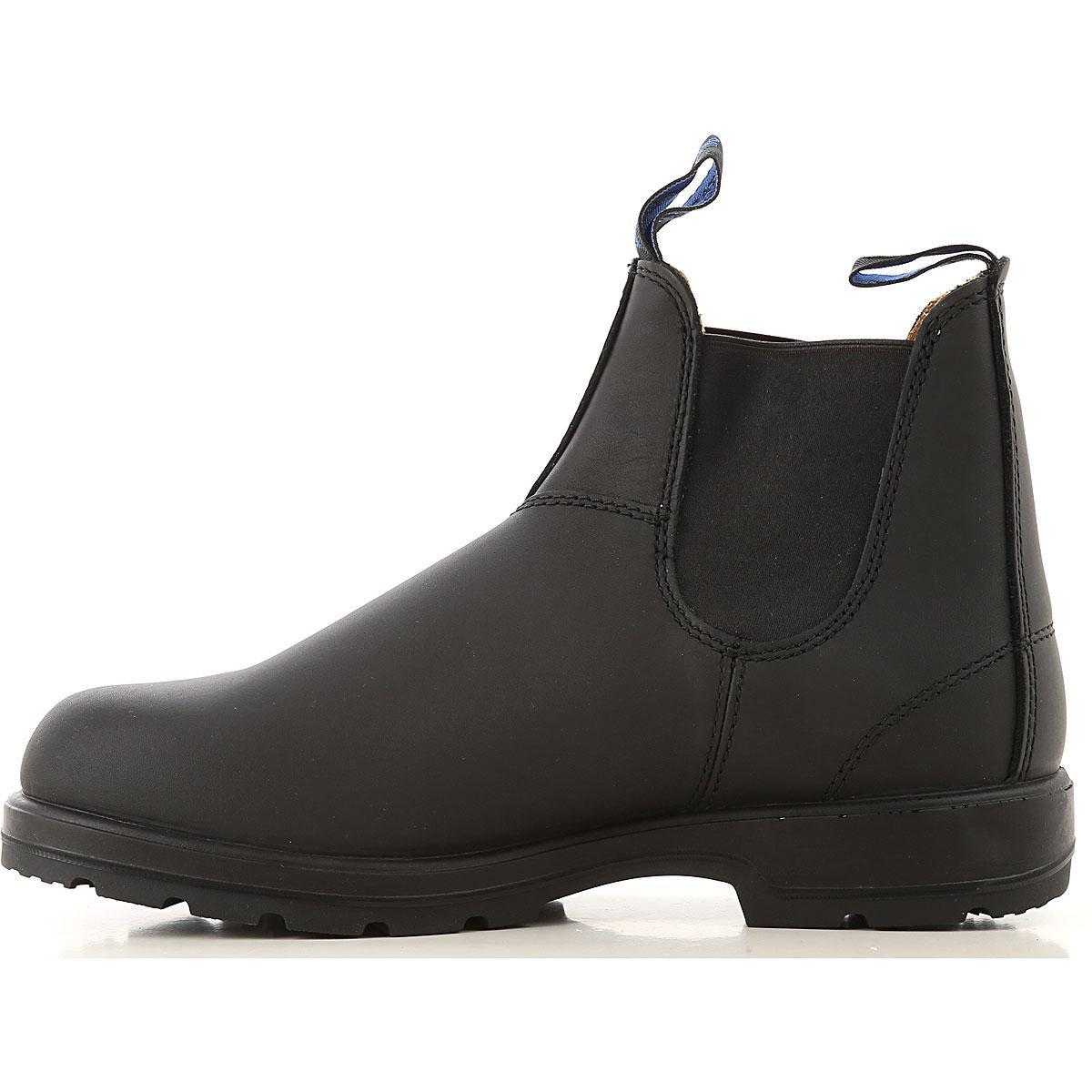 Botas de Hombre Blundstone de Lana de color Negro para hombre
