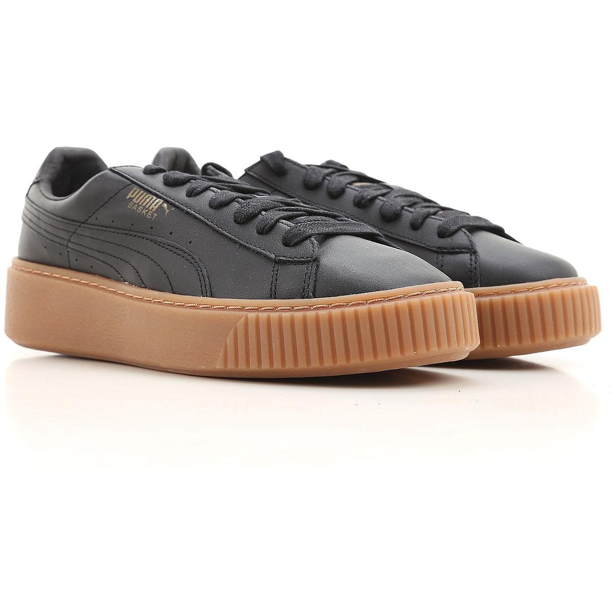 Lyst - Puma Shoes For Women in Black