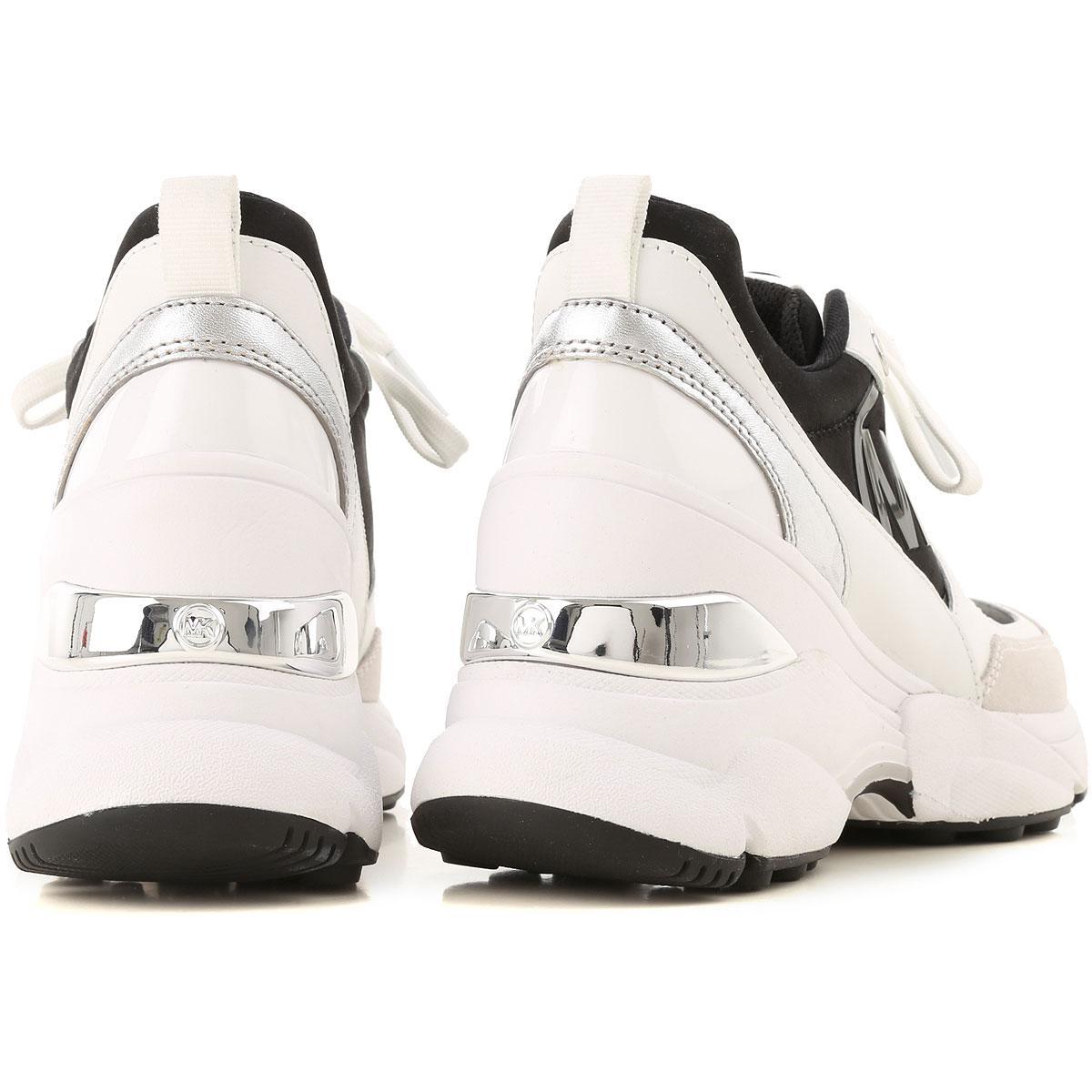 Zapatillas Deportivas de Mujer Michael Kors de Encaje