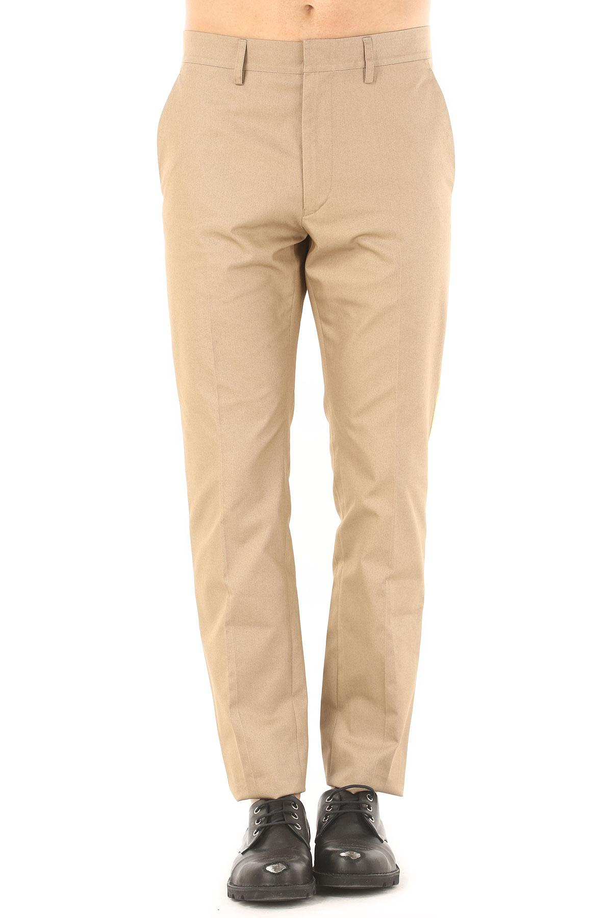 256745641555 Lyst - Valentino Pants For Men On Sale In Outlet in Natural for Men ...