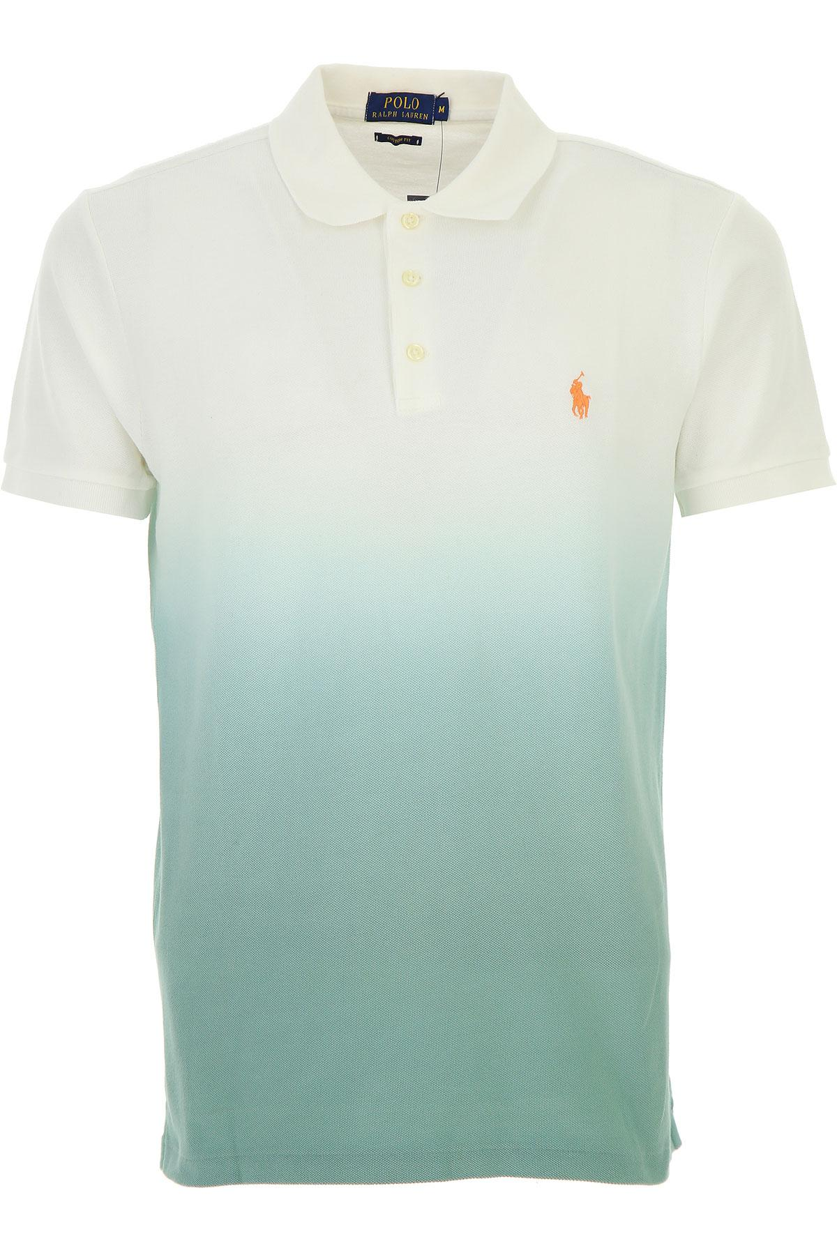 Ralph For Shirt Sale White Outlet On In Lauren Men Polo Ib76fYymvg